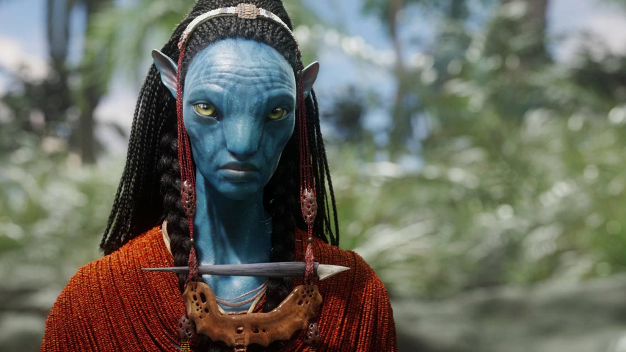 Mo'at hat als Schamanin großen Einfluss auf das Leben der Na'vi.