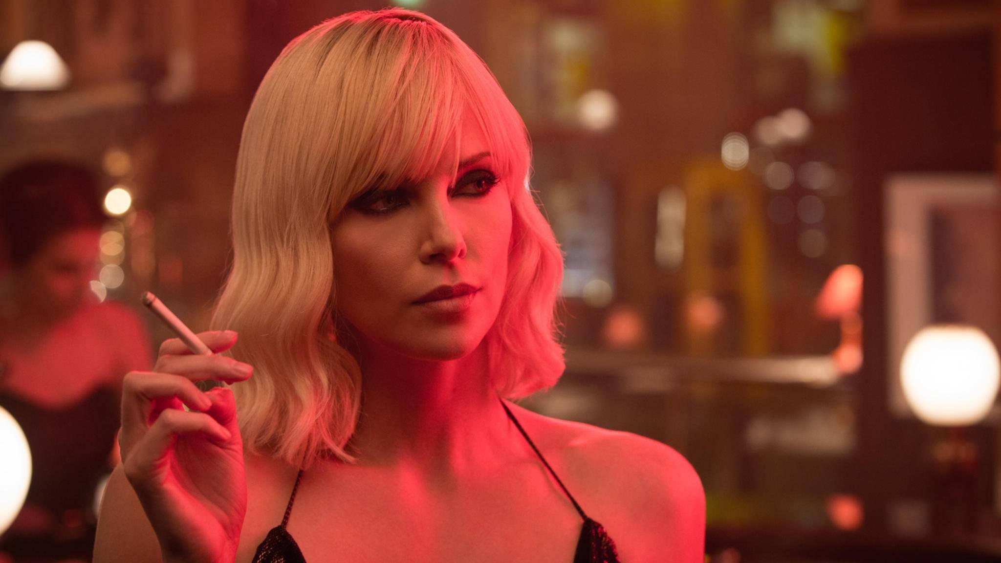 Charlize Theron wird erneut zur ultracoolen britischen Agentin.