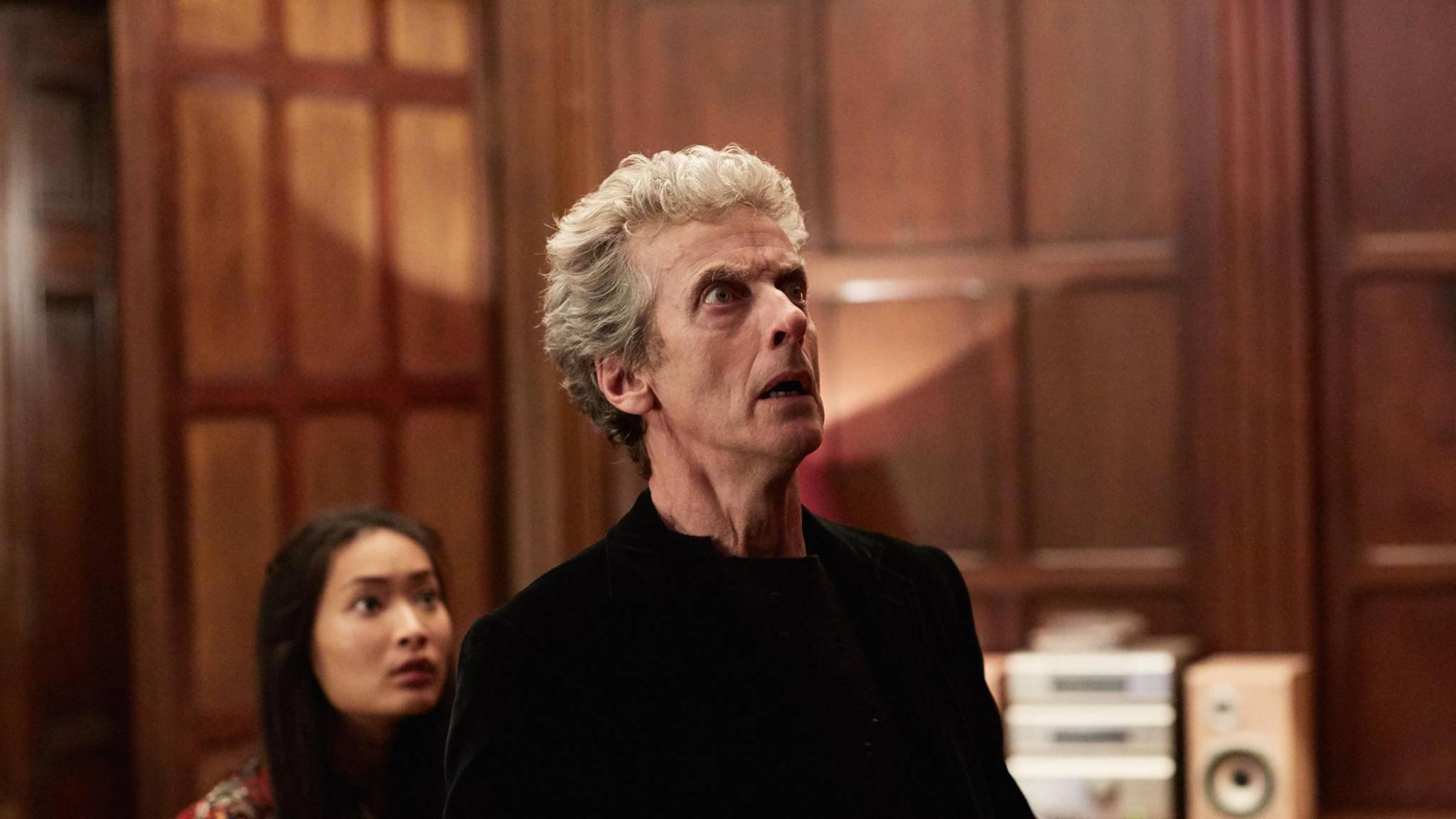 Doctor Who: BBC gibt Peter Capaldis Nachfolge am Sonntag bekannt class=