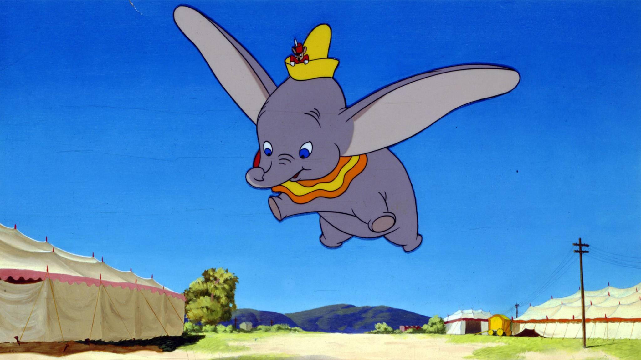 """In der Realverfilmung von """"Dumbo"""" könnten einige Überraschungen auf die Fans warten."""
