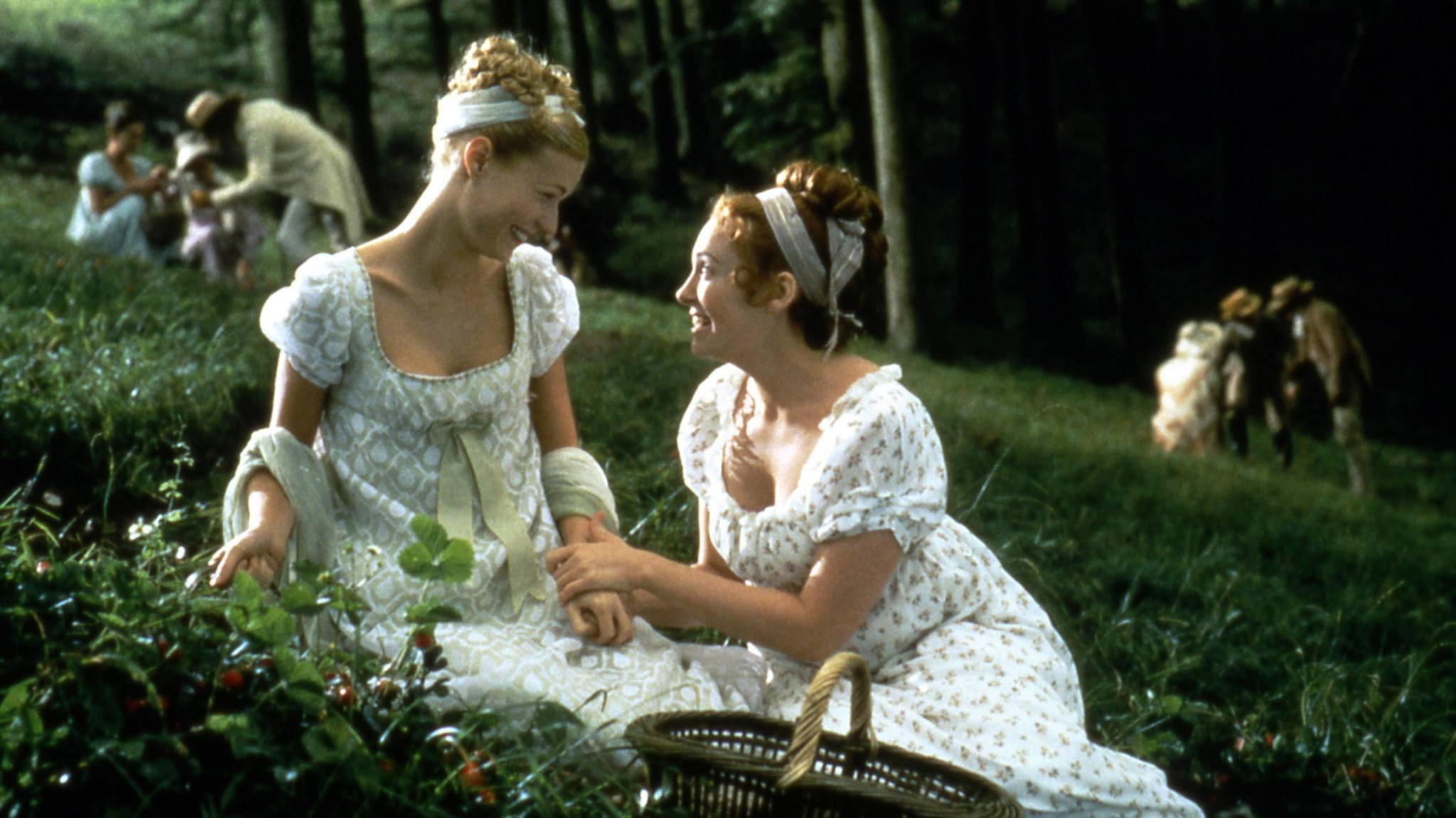 Die Heldinnen in Jane Austens Werk machen auch als Filmfiguren was her.