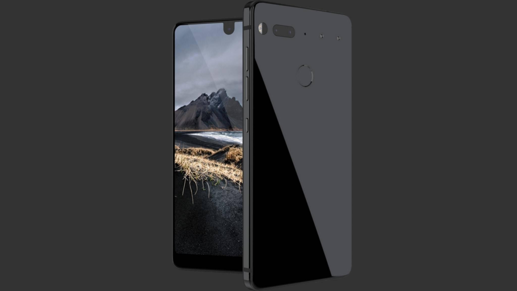 Das Essential Phone soll in ein paar Wochen endlich verfügbar sein.