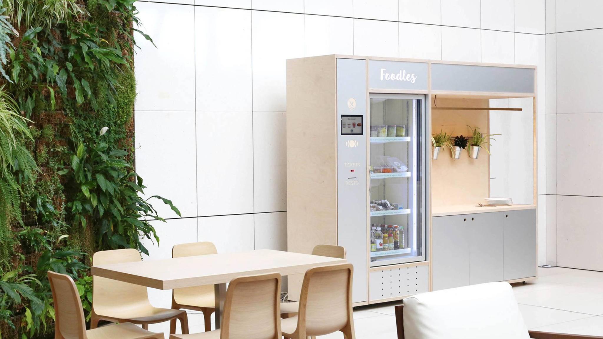 Foodles will auch kantinenlose Firmen mit frischem Essen versorgen.