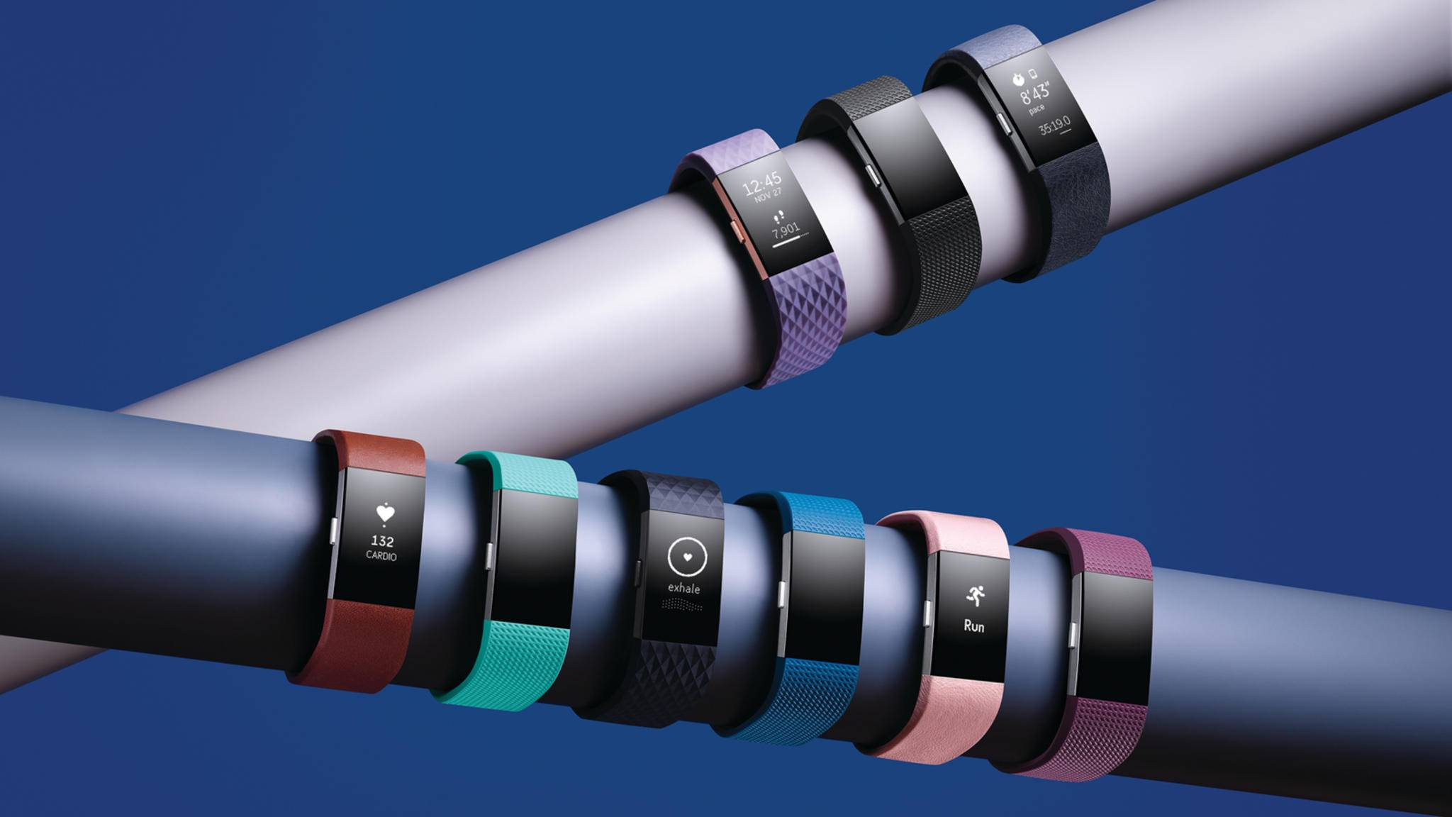 Wie das Make-over des Fitbit Charge 2 aussehen wird, bleibt abzuwarten.