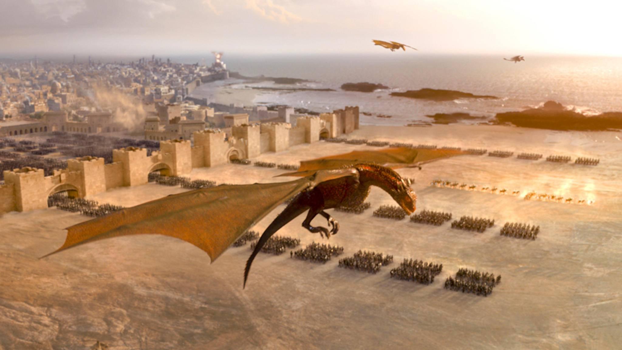 """Was geschah vor der ersten """"Game of Thrones""""-Staffel? An einer Antwort wird aktuell gearbeitet."""