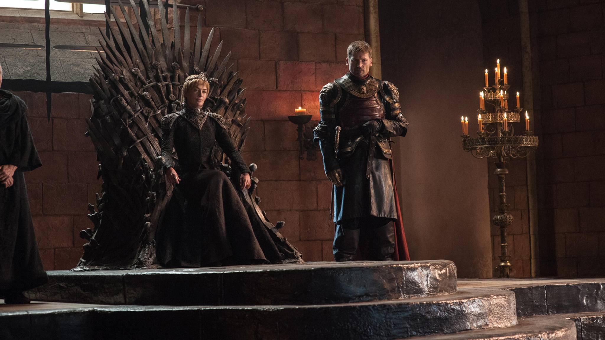 """Hacker haben sich unter anderem das Drehbuch zur vierten """"Game of Thrones""""-Episode unter den Nagel gerissen."""
