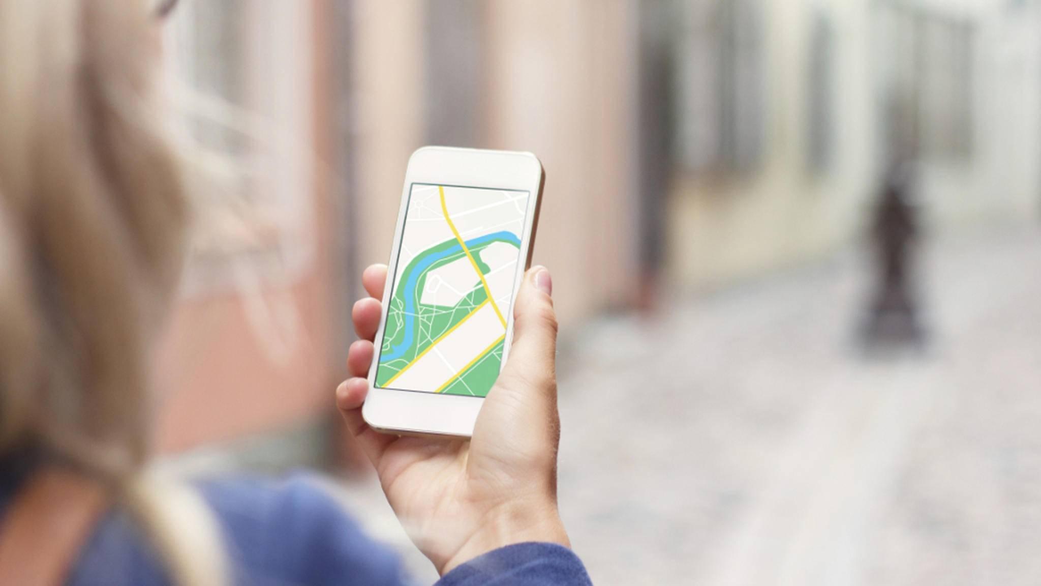 Geocaching ist auch mit dem Smartphone möglich.