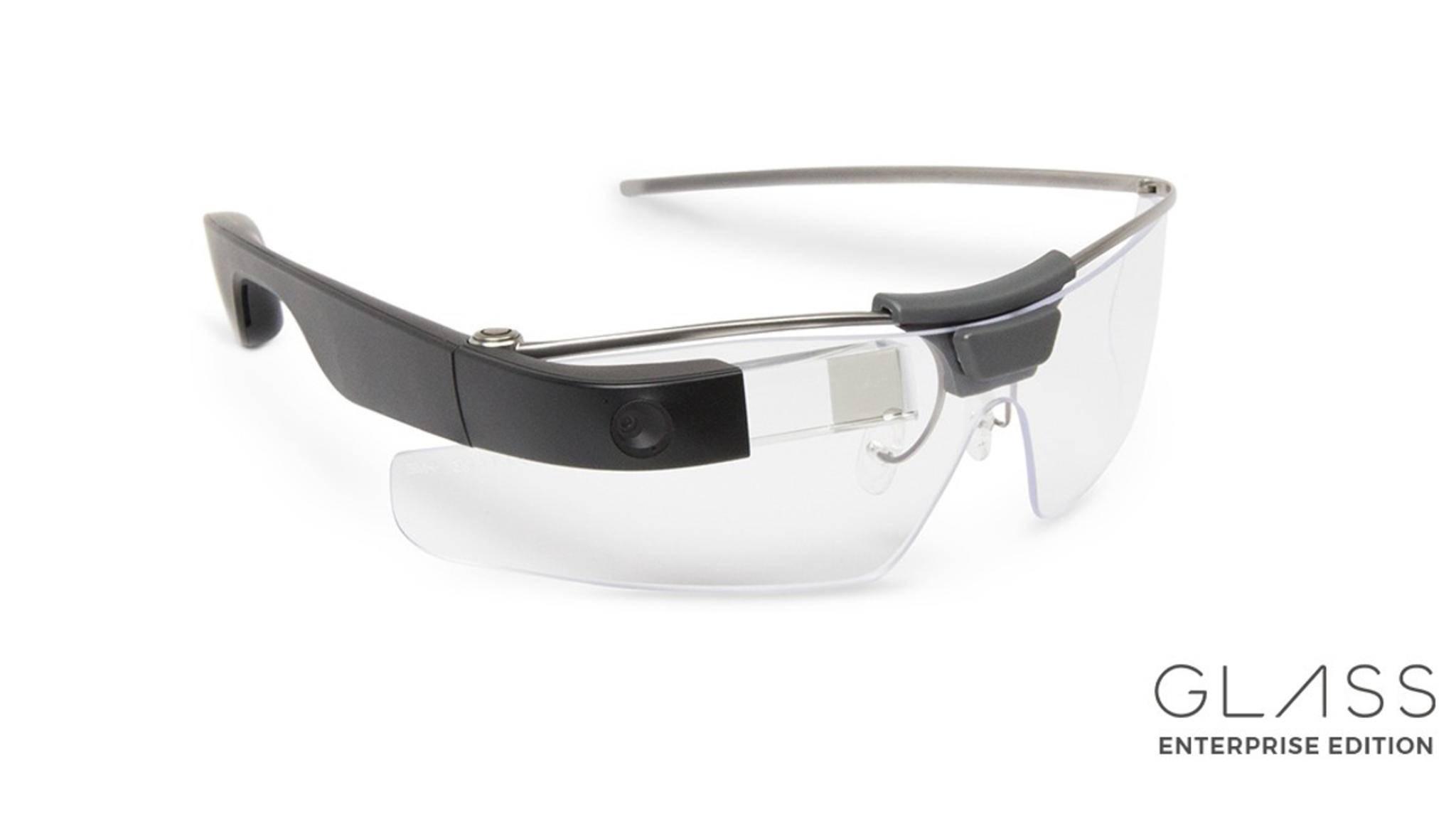 Google Glass ist zurück