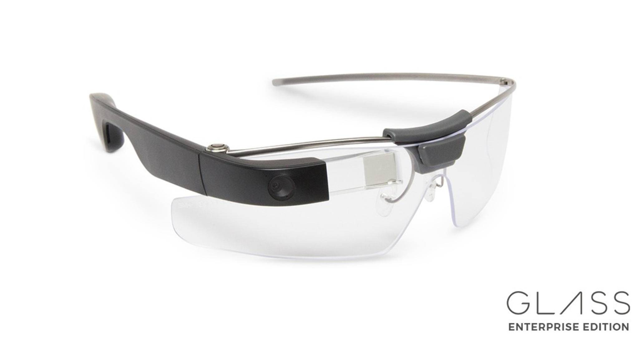 Google Glass wird von diversen Unternehmen bereits genutzt.