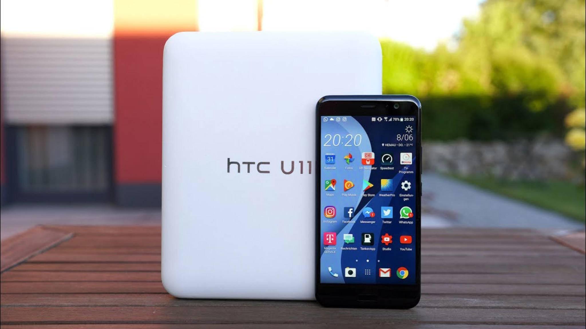 Das HTC U11 wird offenbar nachträglich mit Bluetooth 5.0 ausgestattet.