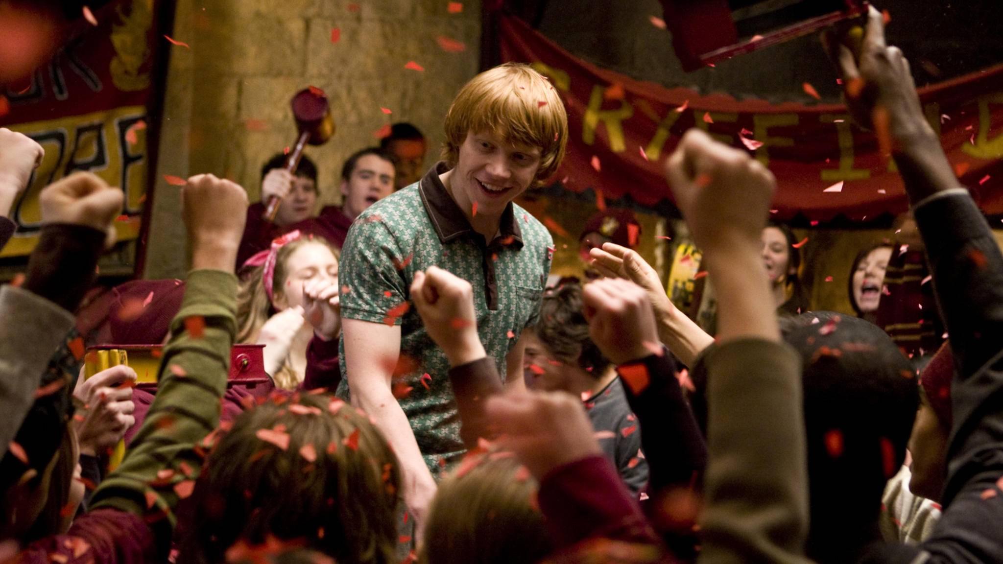 Da freut sich auch Ron: Es gibt bald neuen Lesestoff rund um die Welt von Harry Potter.