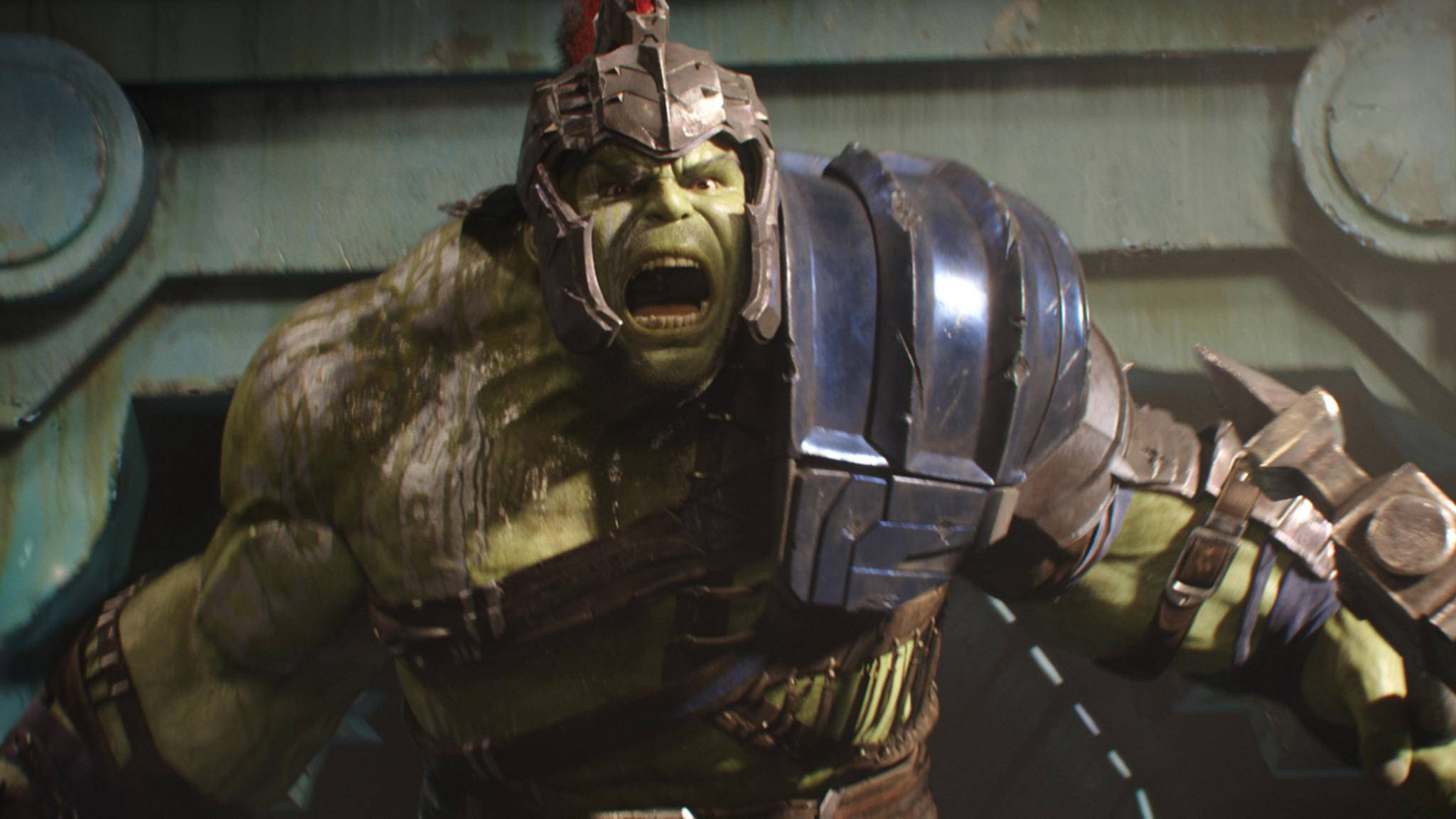Hulk-Darsteller Mark Ruffalo glaubt nicht an einen Solofilm für den grünen Riesen.