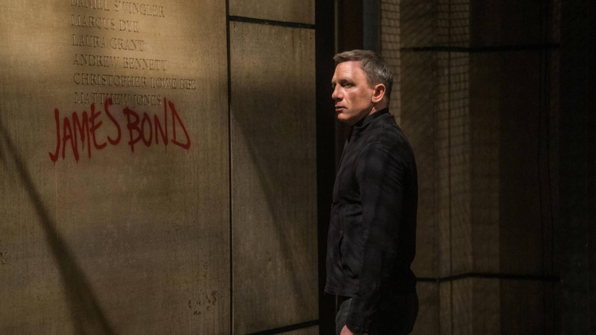 """""""James Bond 25"""" hat endlich einen Starttermin, aber wird auch Daniel Craig wieder mit dabei sein?"""