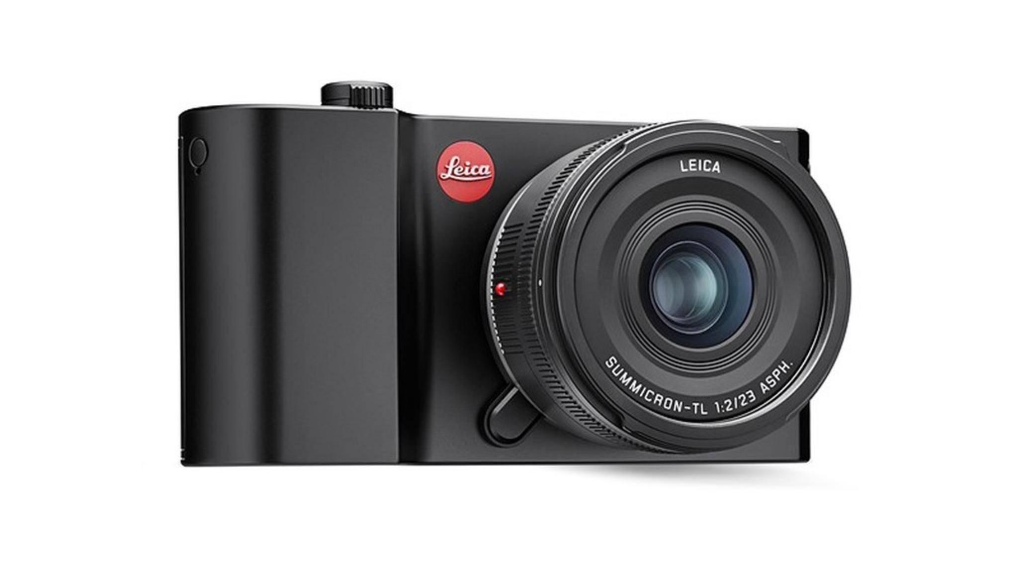 Die Systemkamera Leica TL2 hat einen neuen Sensor.