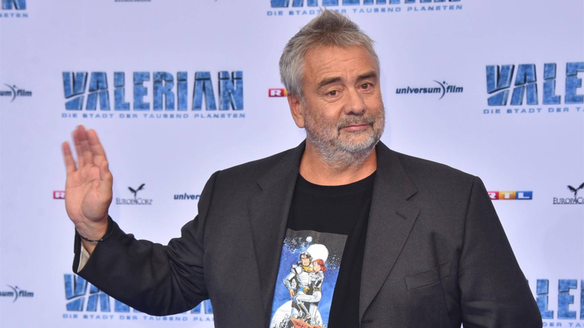 Luc Besson ist schon drei Jahrzehnte im Filmgeschäft.