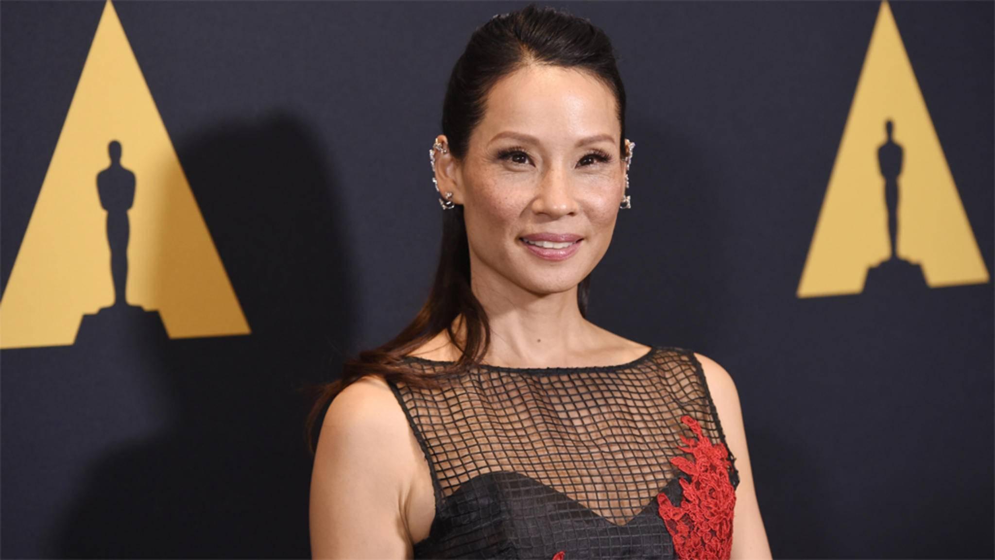 """Vielseitiger Star: Lucy Liu stößt als Regisseurin zum Team von """"Luke Cage""""."""