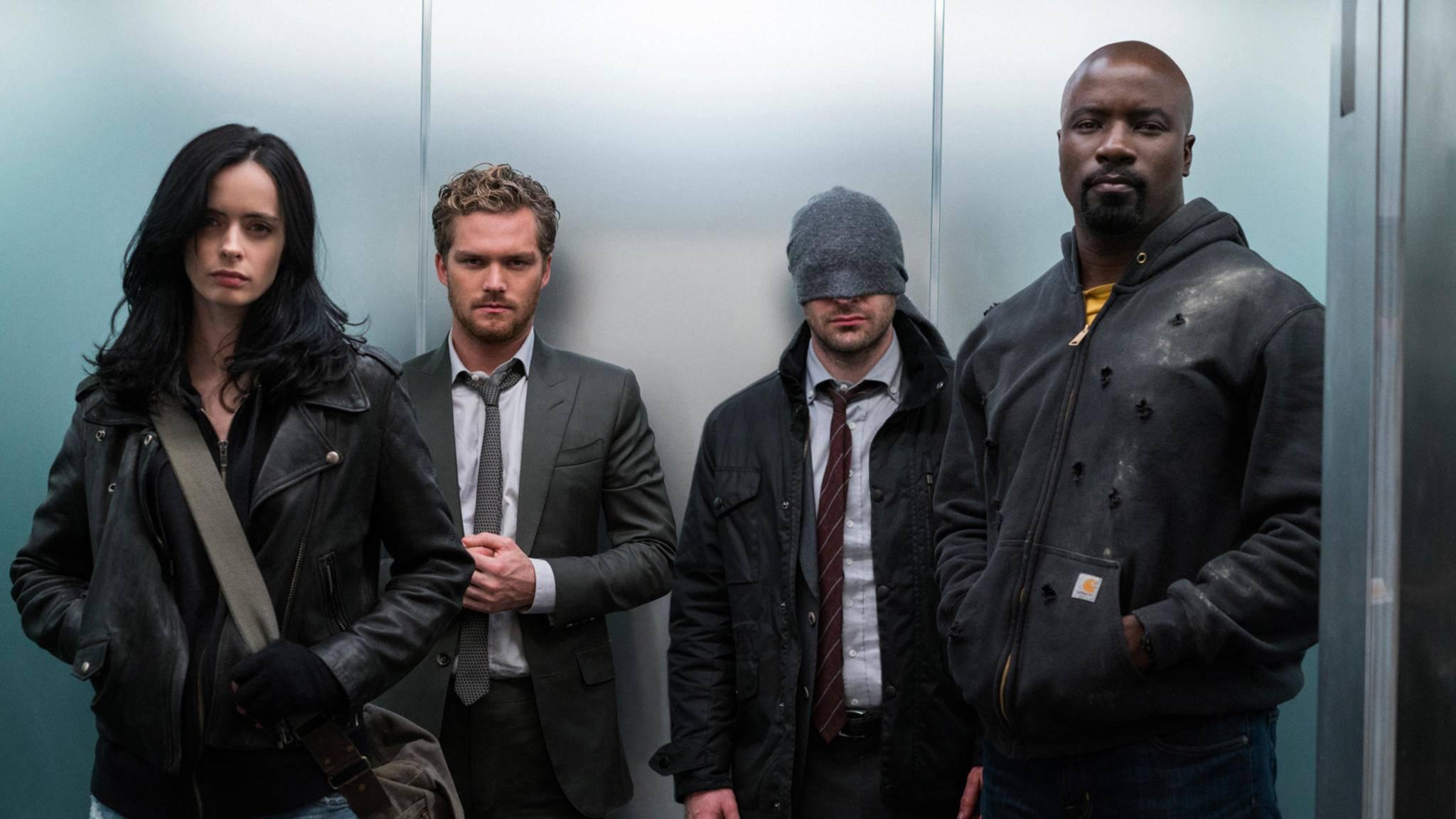 Geht es für die Marvel-Helden auf Netflix abwärts?