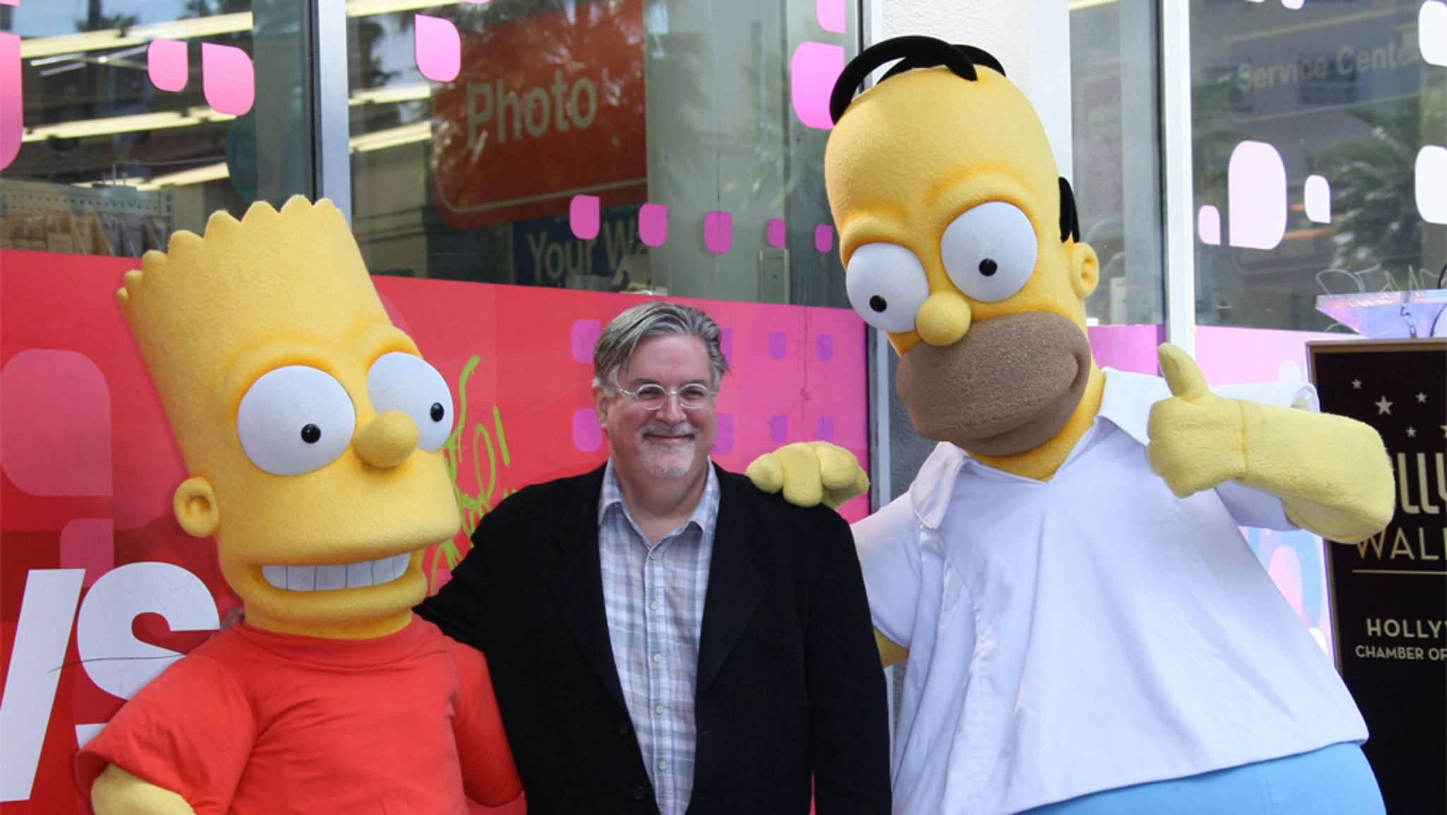 Die neue Serie von Matt Groening spielt in einer mittelalterlichen Fantasy-Welt.