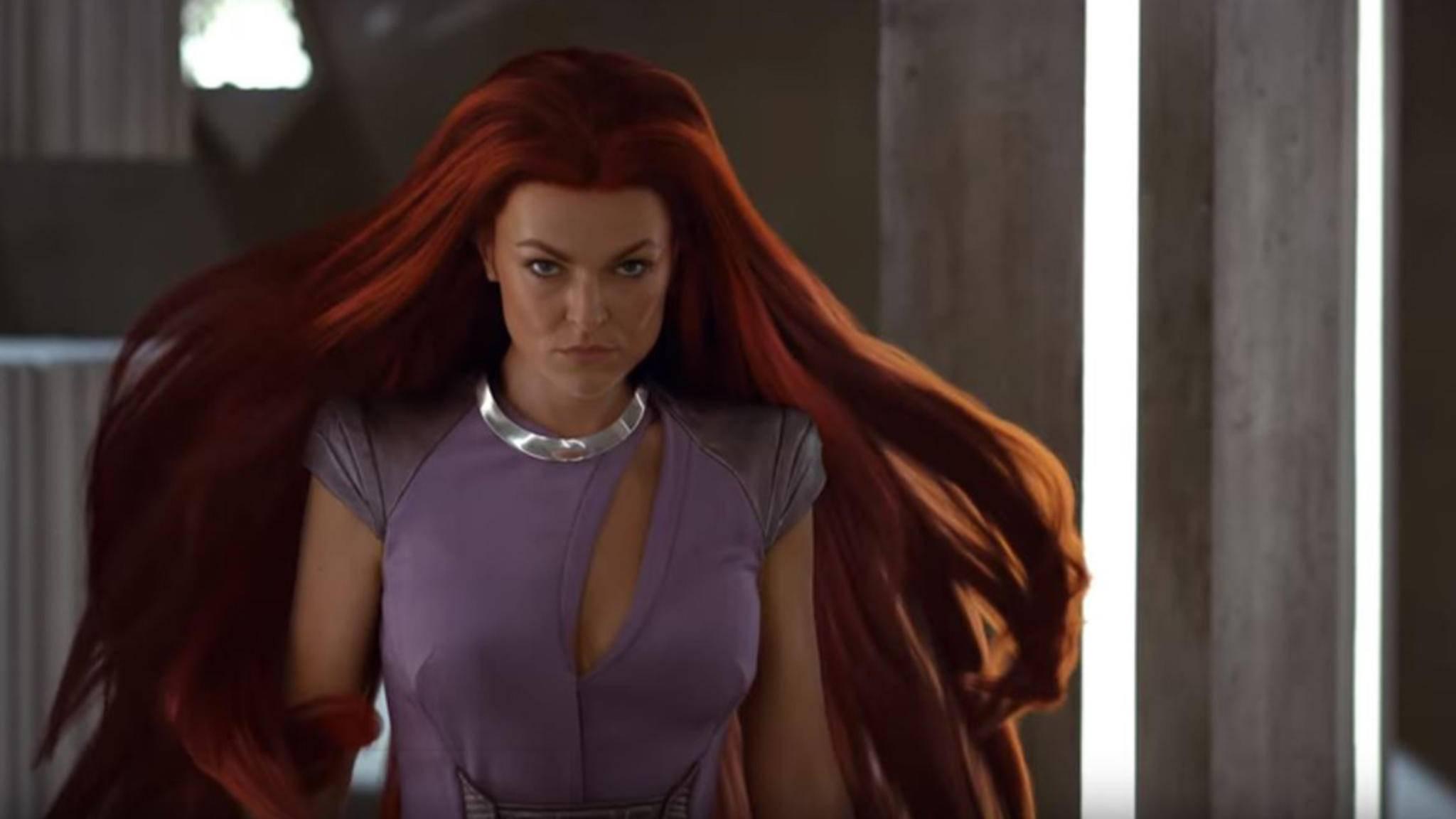 """Medusas Haar könnte den """"Inhumans"""" zum Galgenstrick werden."""