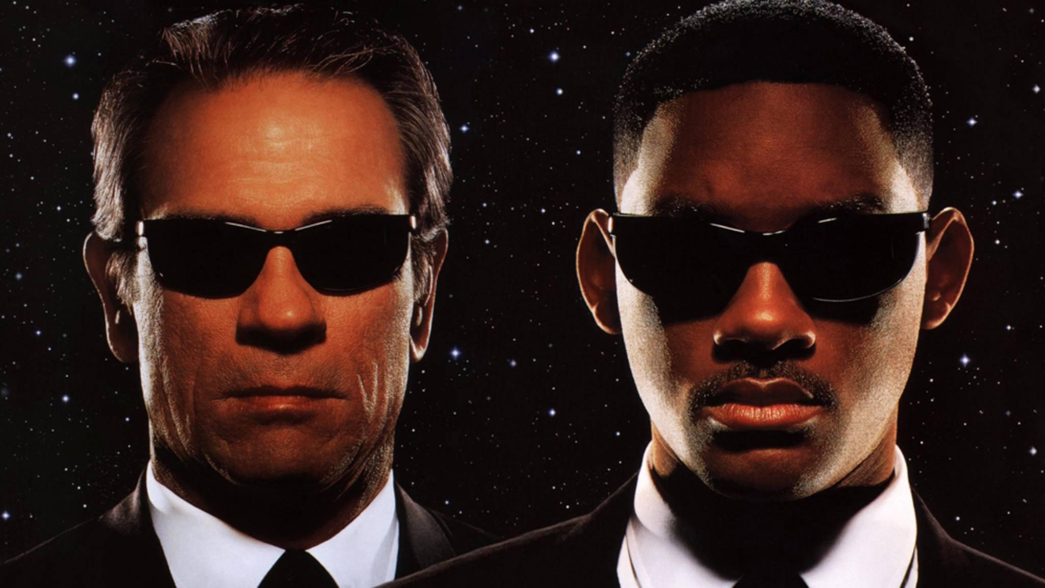 """Beinahe hätten die Agenten J und K in """"Men in Black"""" ganz anders ausgesehen."""