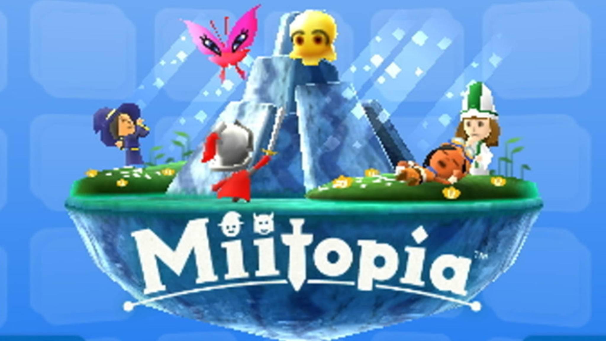 """""""Miitopia"""" für 3DS und 2DS im Test."""