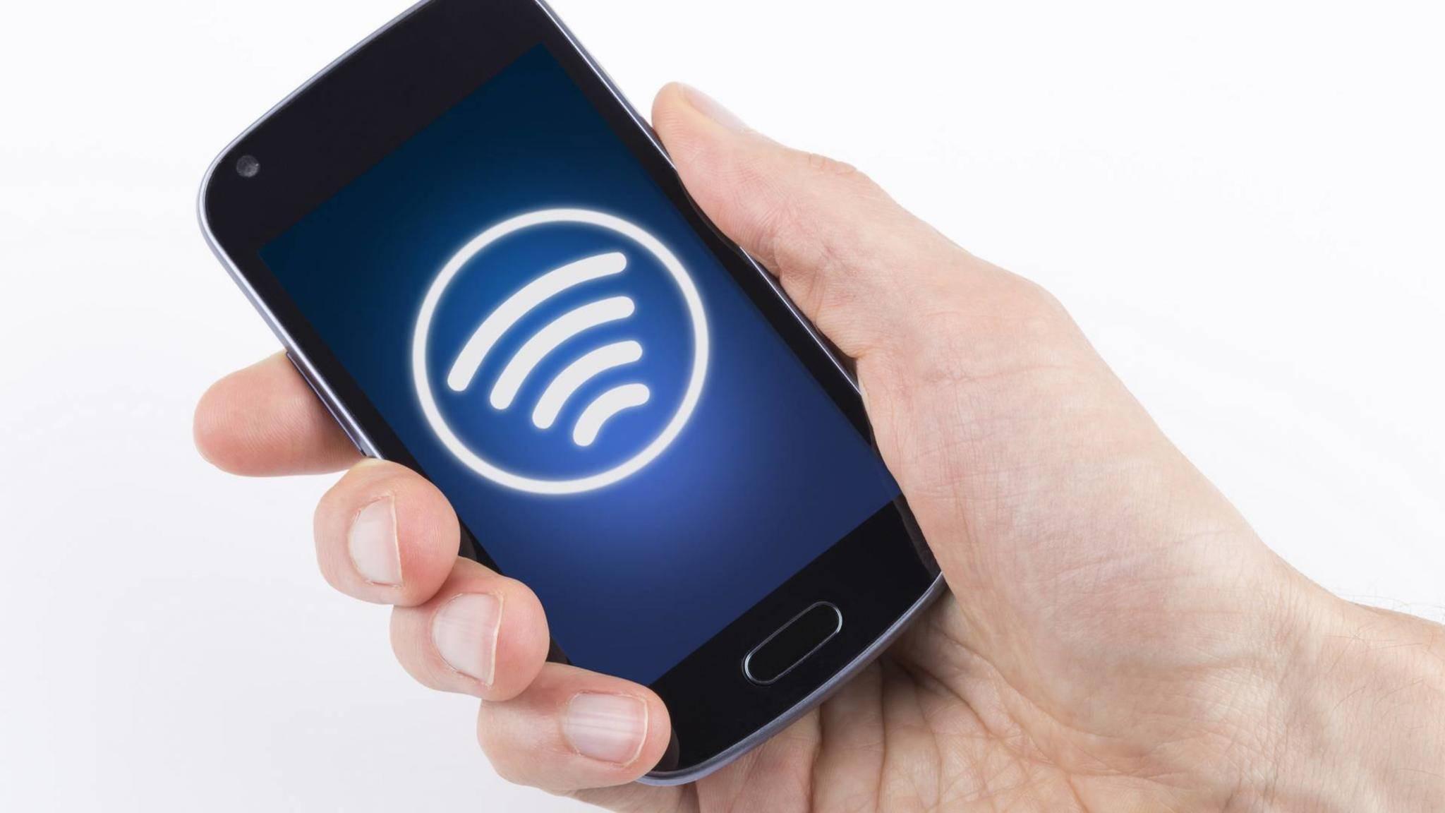 Die NFC-Schnittstellen bei Android-Smartphones haben mehrere Funktionen.