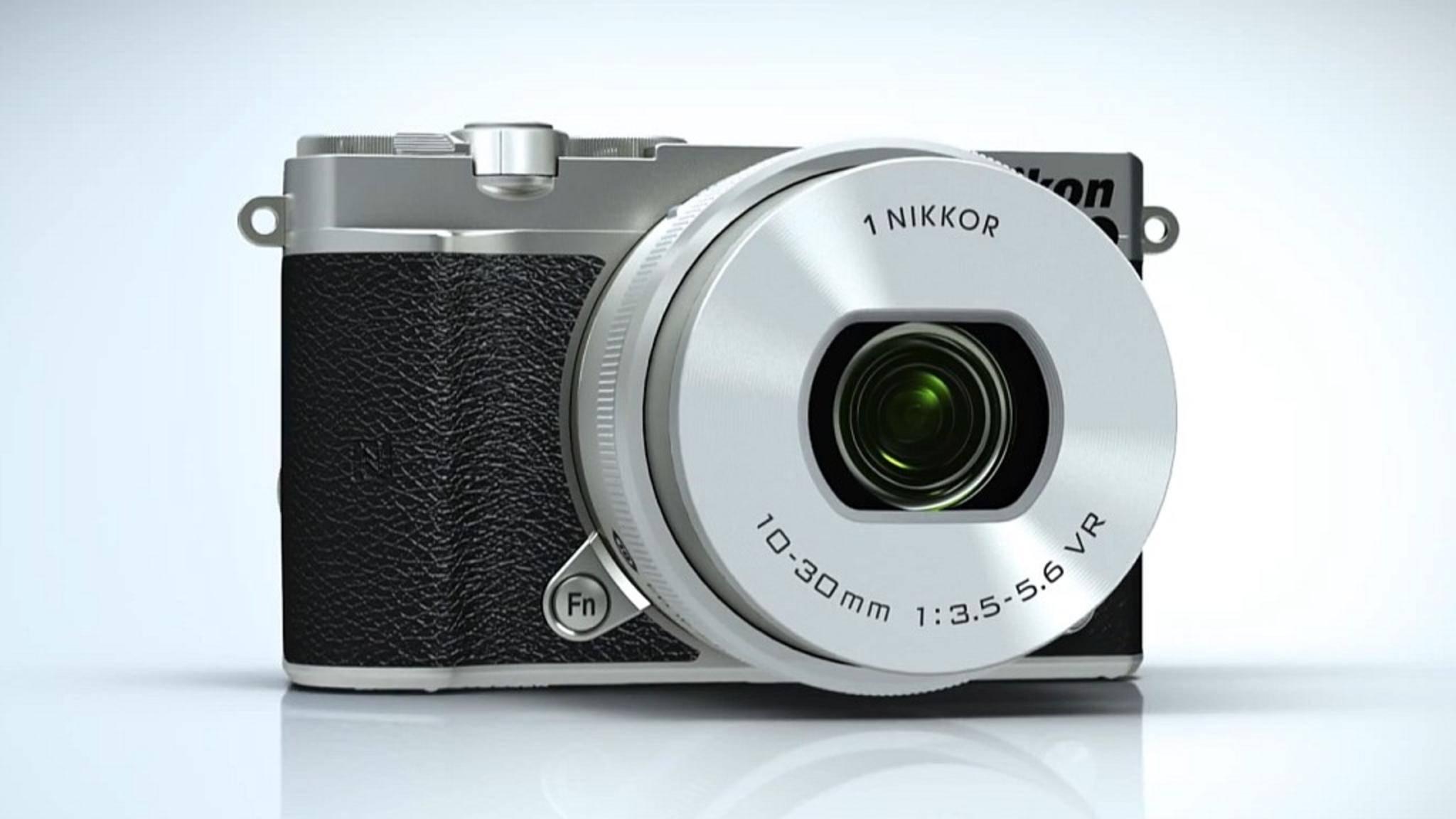 Dank gebogenem Sensor könnte Nikon eine neue Generation von Kompaktkameras auf den markt bringen.