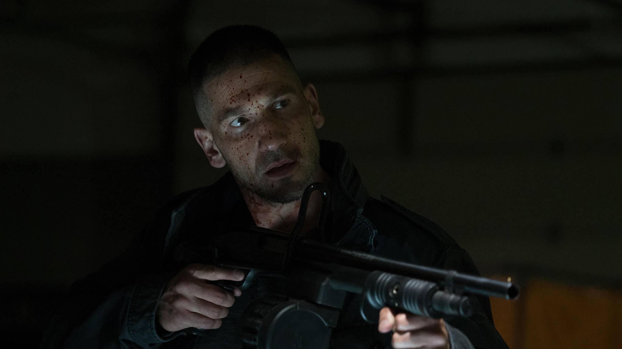 """Zeit für Runde 2? Jon Bernthal teasert eine große Enthüllung zur neuen """"The Punisher""""-Staffel an."""