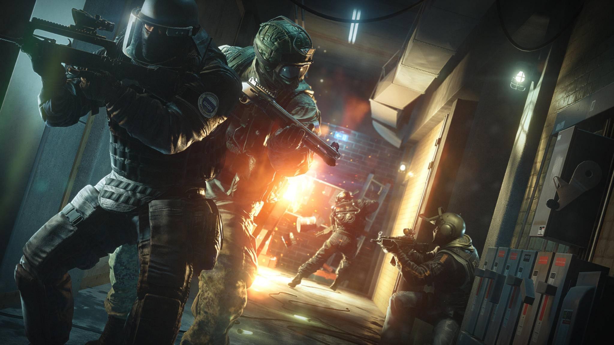 """Der Taktik-Shooter """"Rainbow Six"""" erfreut sich bei Gamern großer Beliebtheit. Ob die Verfilmung da mithalten kann?"""
