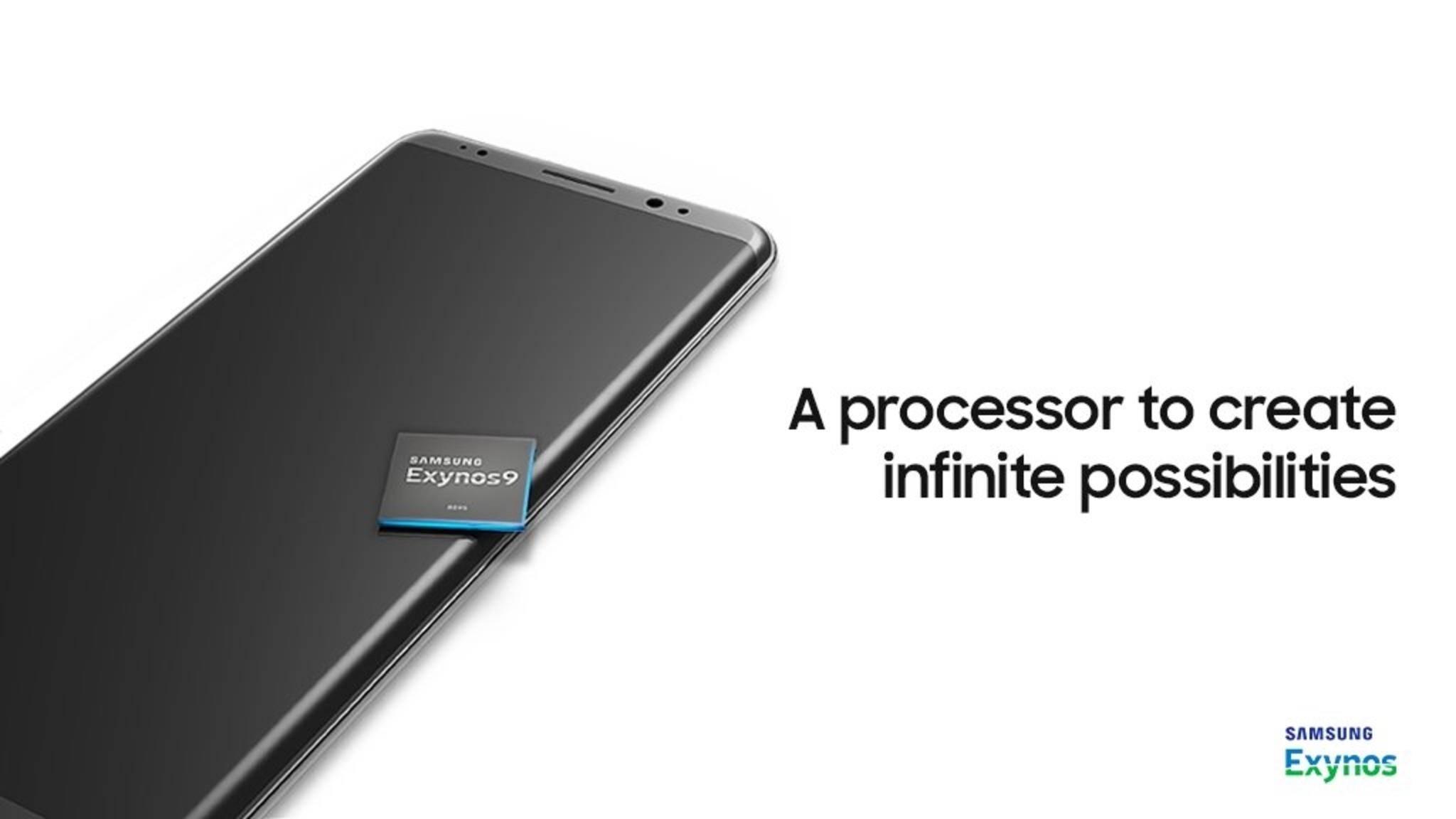 Wird es der neue Exynos-Chip mit dem Apple A11 Bionic aufnehmen können?