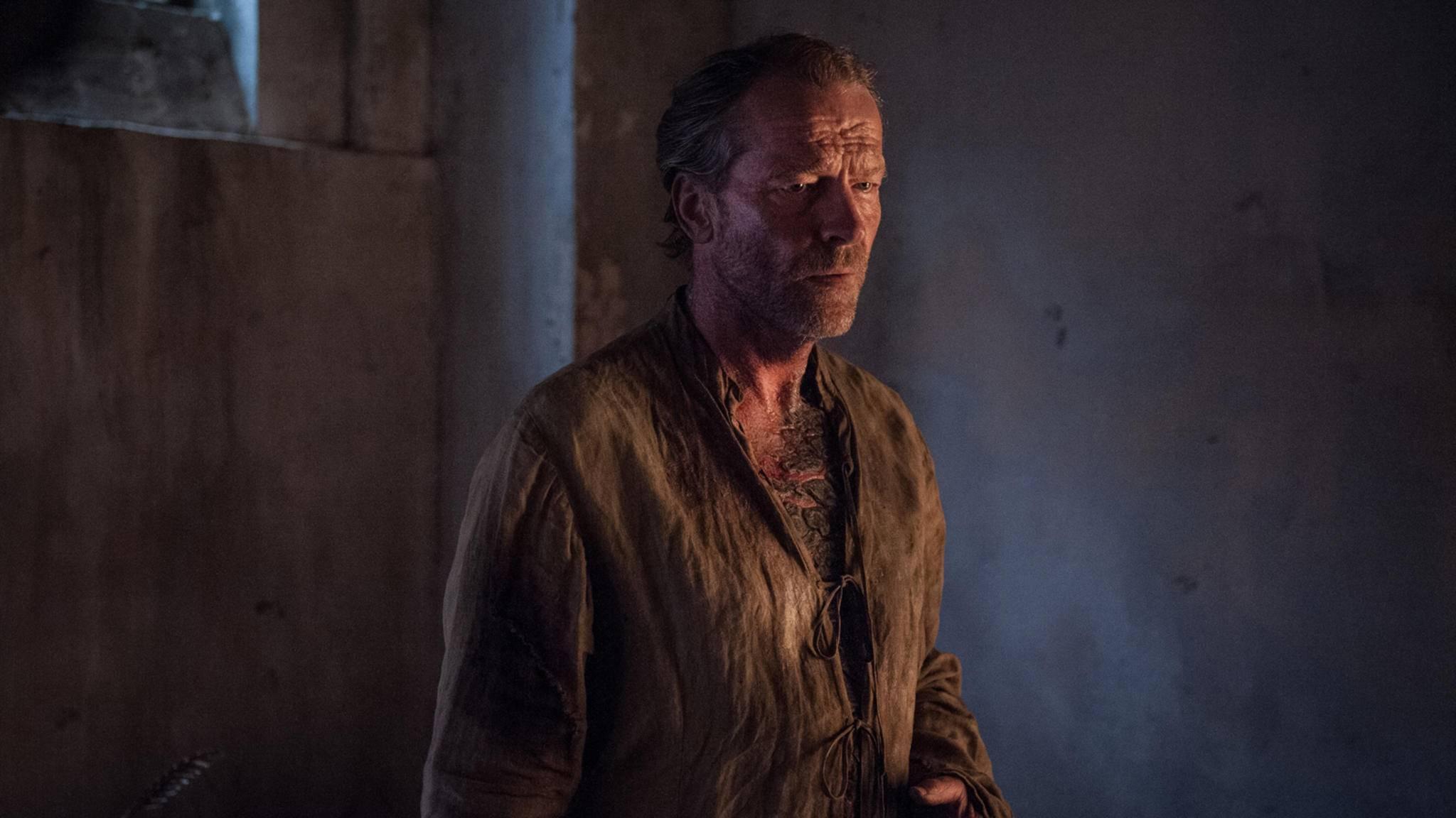 """Was schrieb Ser Jorah Mormont in der vergangenen """"Game of Thrones""""-Folge an seine Khaleesi?"""