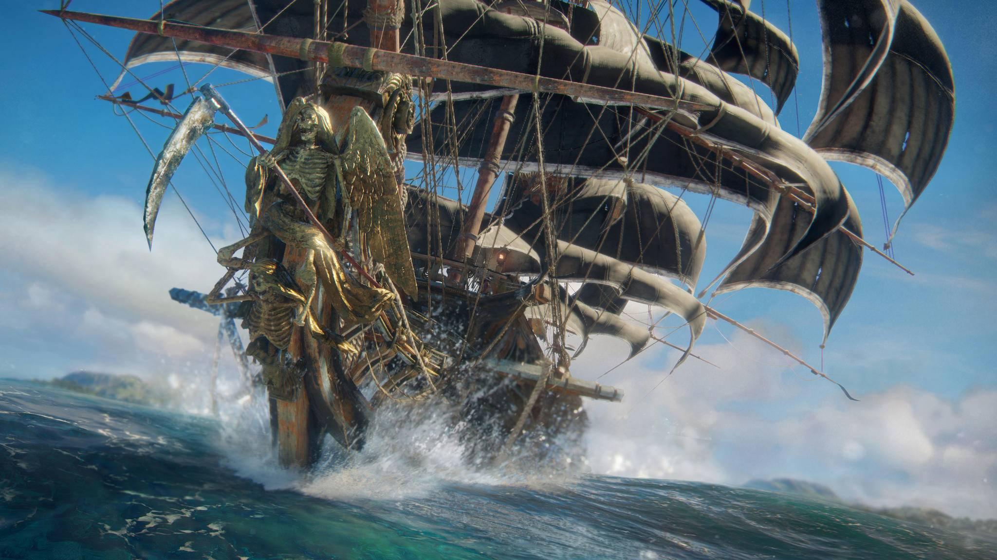 """Noch bevor """"Skull & Bones"""" in See sticht plant Ubisoft eine passende Serie."""