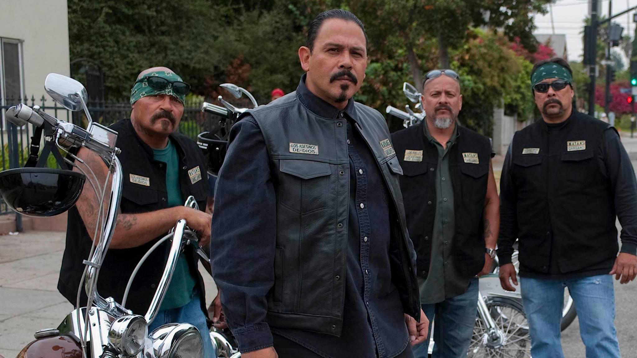 """Im """"Sons of Anarchy""""-Spin-off """"Mayans MC"""" dreht sich alles um den ehemaligen Konkurrenz-Clan von SAMCRO."""
