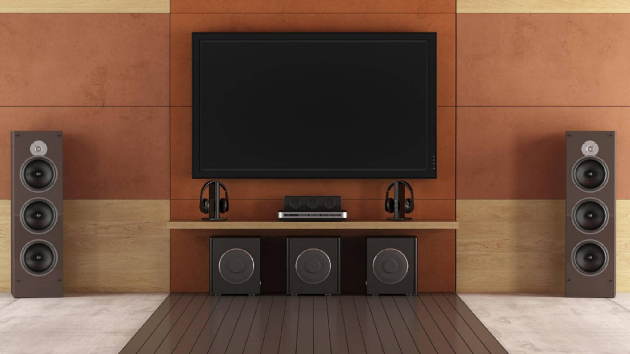 Reichen so viele Lautsprecher für Dein Heimkino?