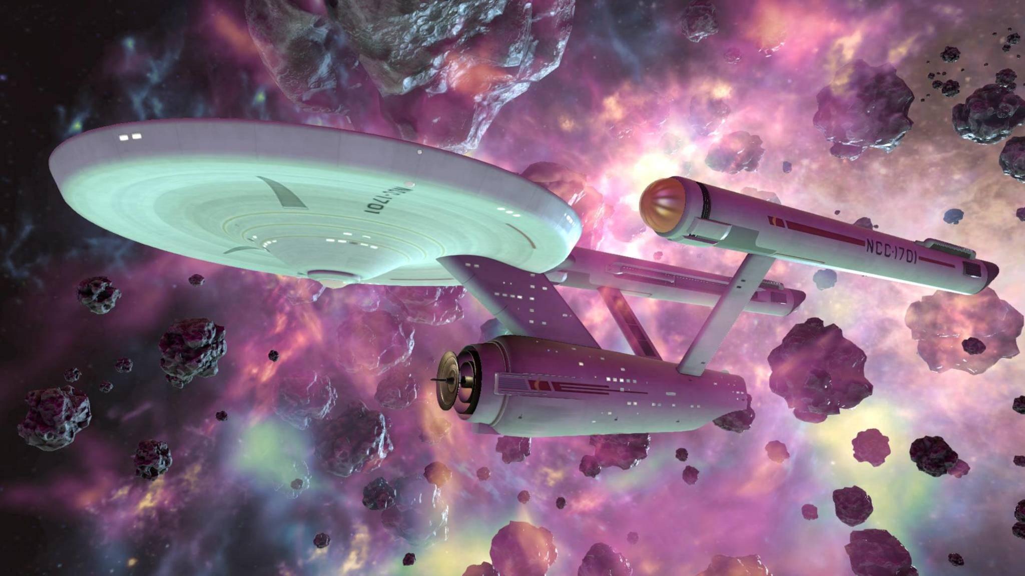"""Mit unseren Tipps eroberst Du die Galaxy in """"Star Trek: Bridge Crew""""."""