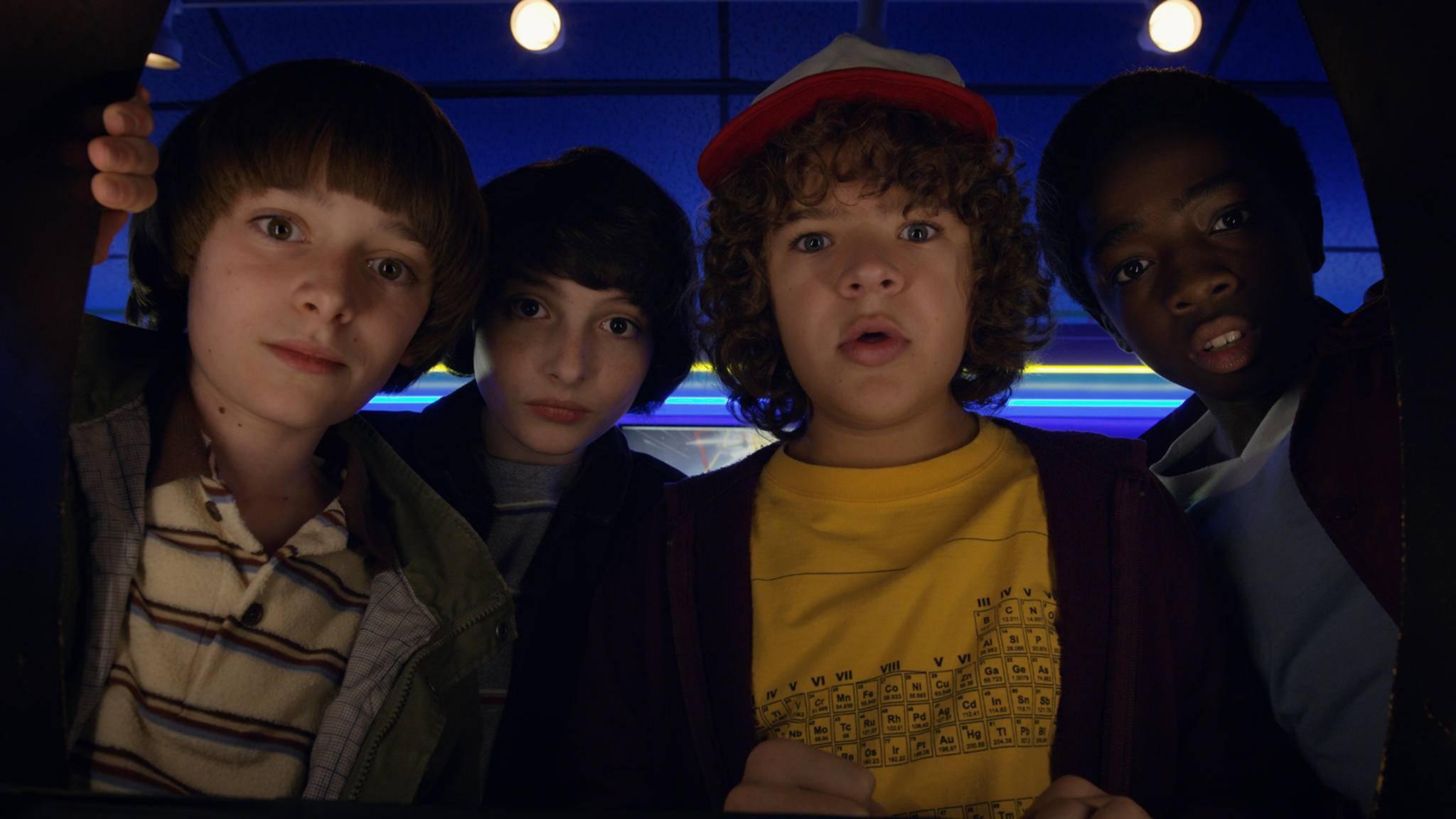 """Die """"Stranger Things""""-Kids sollten ein Telltale-Spiel bekommen – und das sah offenbar ganz gut aus."""
