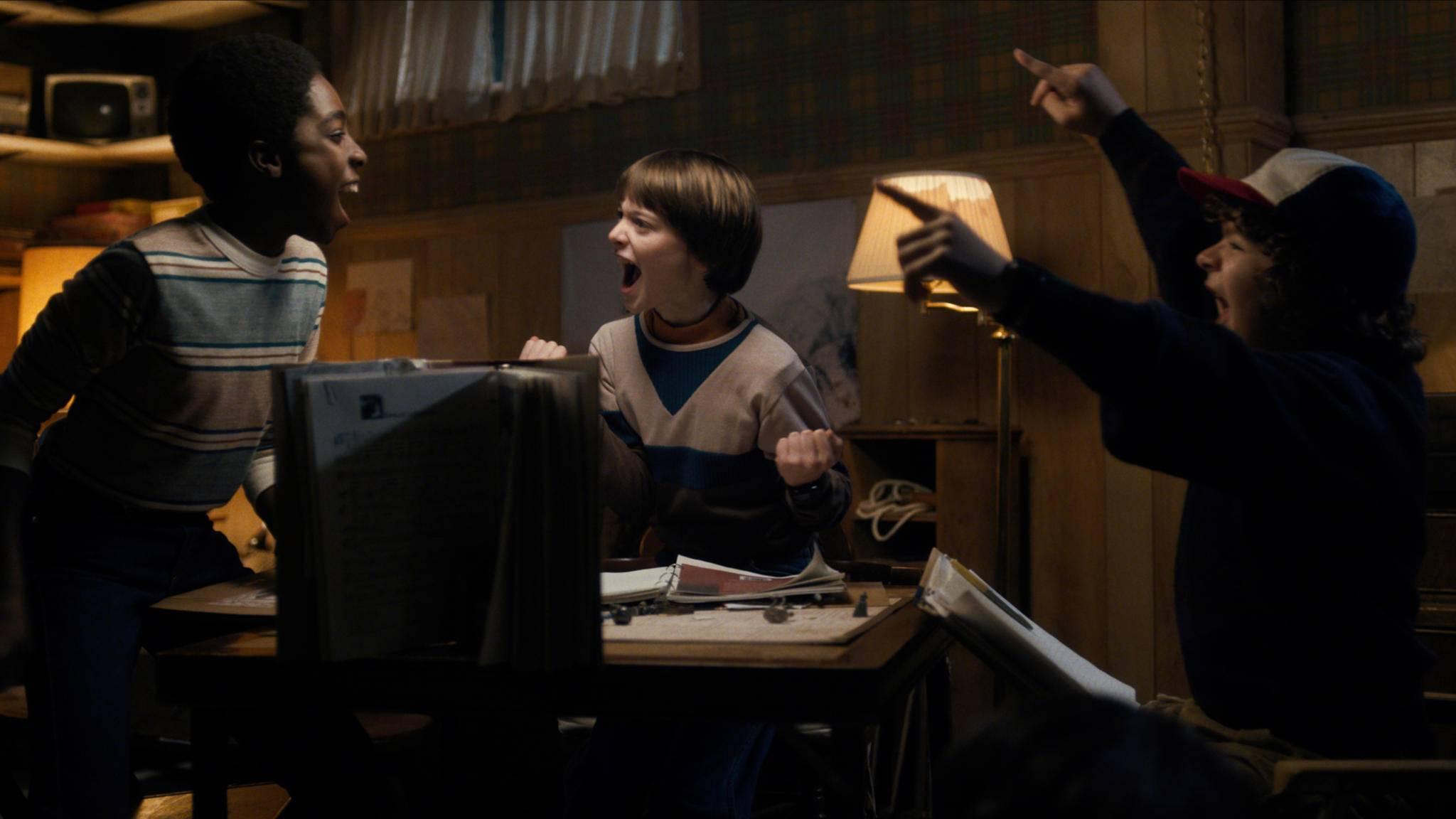 """""""Stranger Things""""-Fans haben Grund zur Freude: Die Serie wird zum Telltale-Game."""