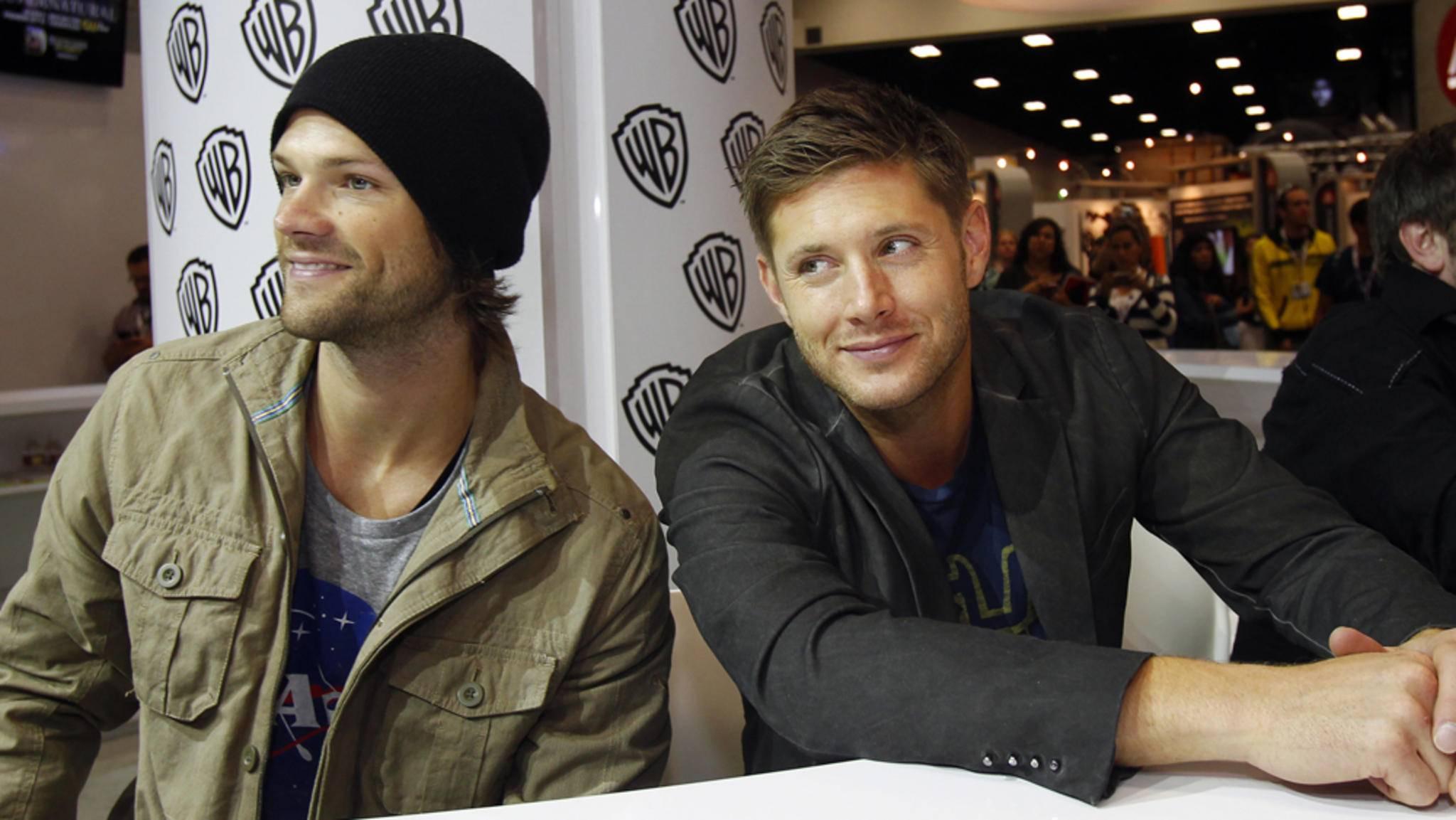 """Jared Padalecki und Jensen Ackles bekommen in Staffel 13 von """"Supernatural"""" Unterstützung von alten Bekannten."""