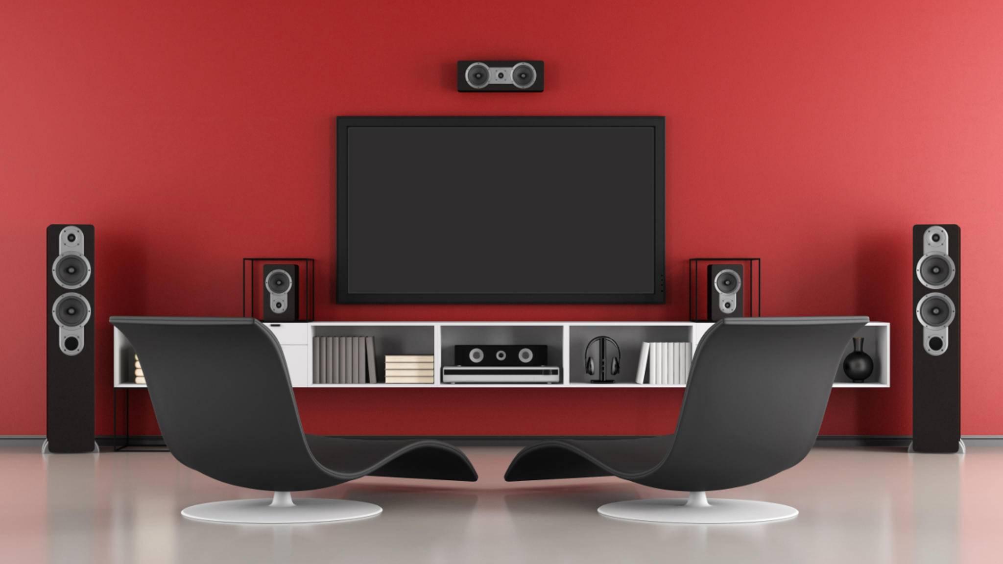 Es gibt viele Möglichkeiten um den Fernseher an die HiFi-Anlage anzuschließen.