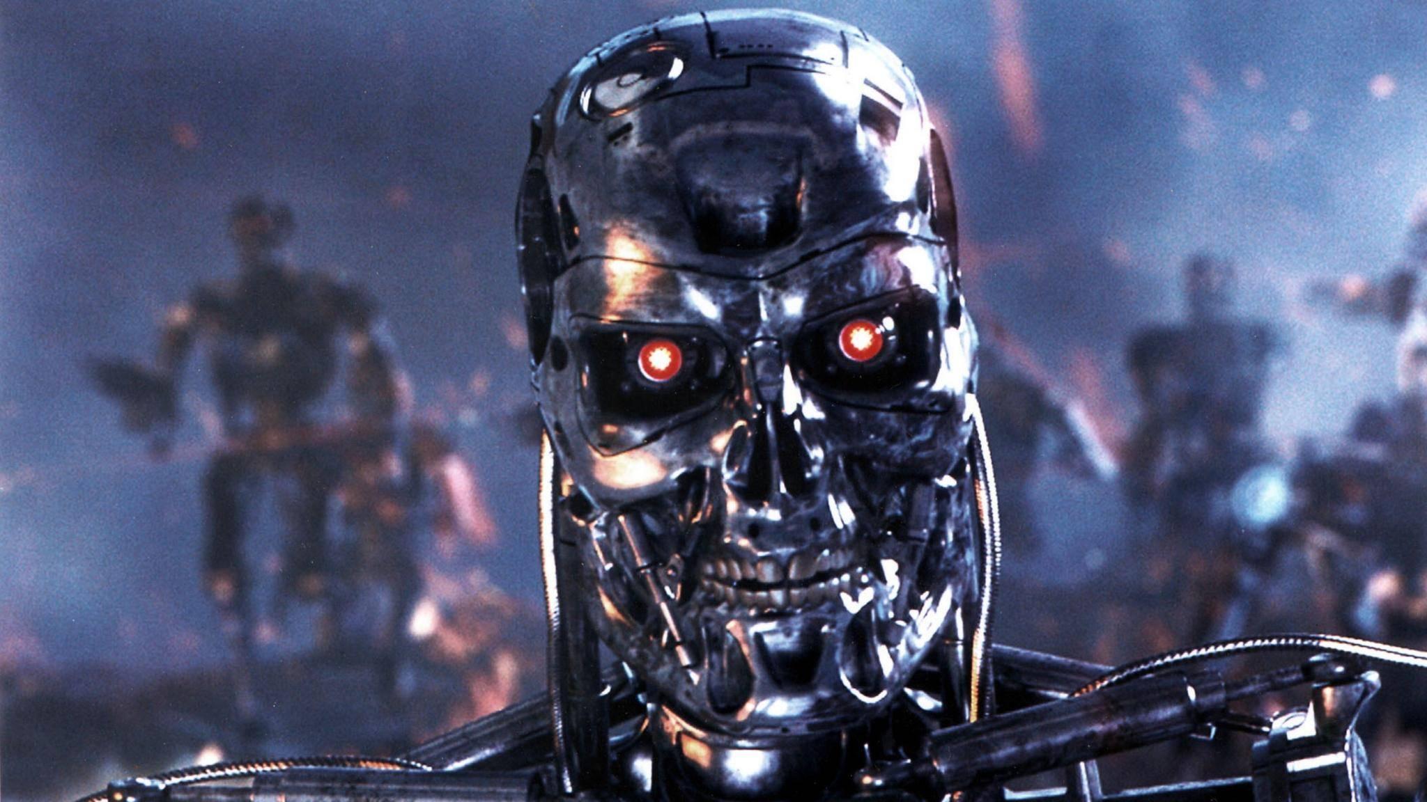 Skynet und seine Terminatoren sind nicht für alle bloß Science-Fiction.
