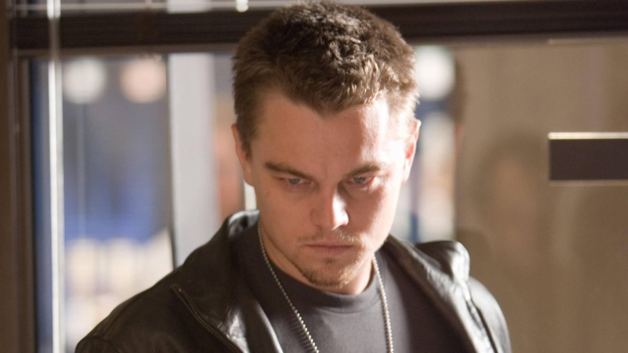 """Billy (Leonardo DiCaprio) erwartet ein blutiges Schicksal in """"Departed – Unter Feinden""""."""