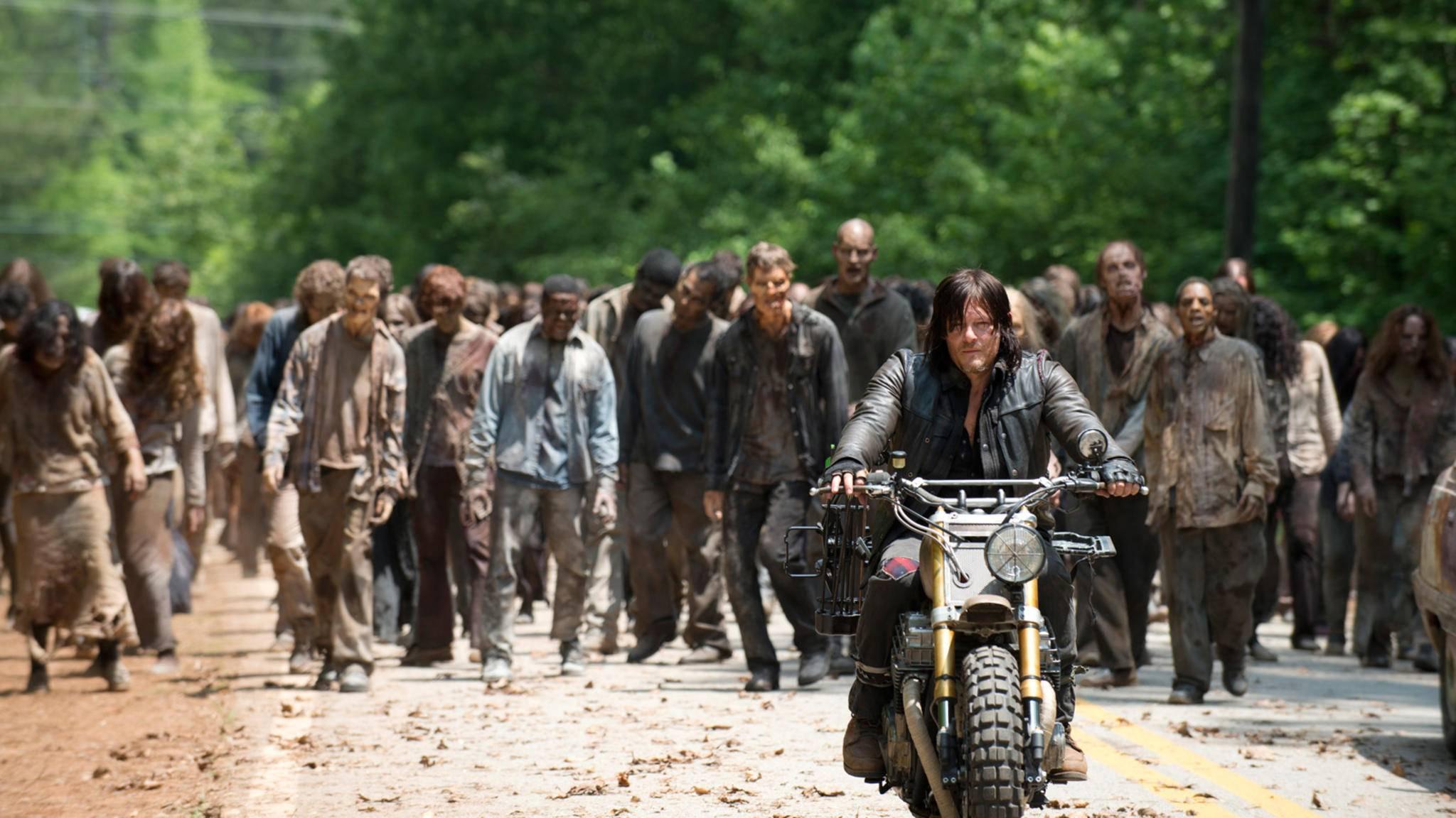 """Finde den Fehler: Was läuft in """"The Walking Dead"""" gerade falsch?"""