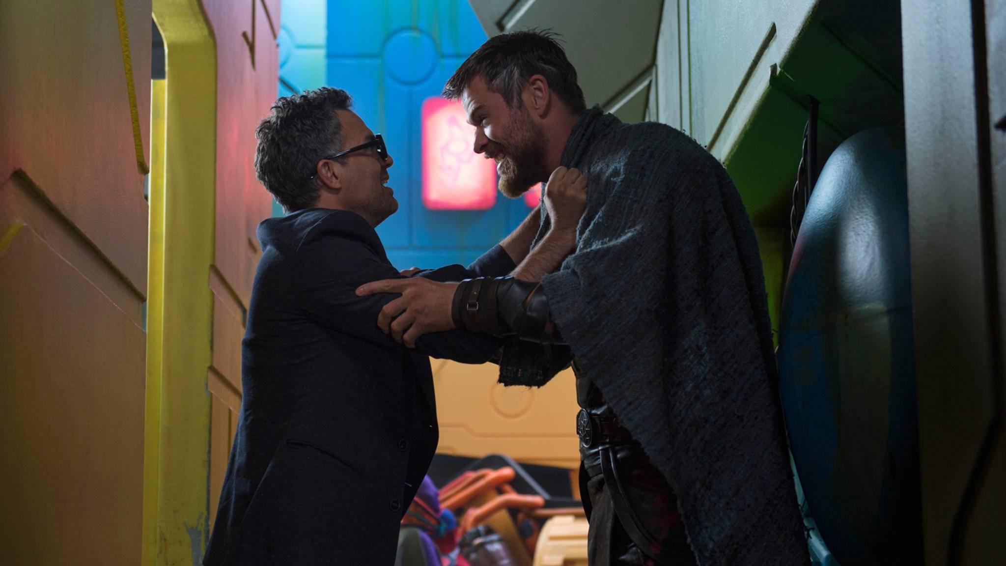 """Da hat der Donnergott allen Grund zur Freude: """"Thor 3"""" übertrifft zum US-Kinostart sämtliche Erwartungen."""