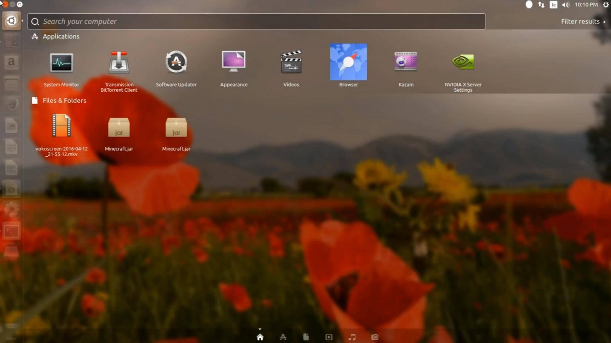 Ubuntu hat ein modernes, aufgeräumtes Design.