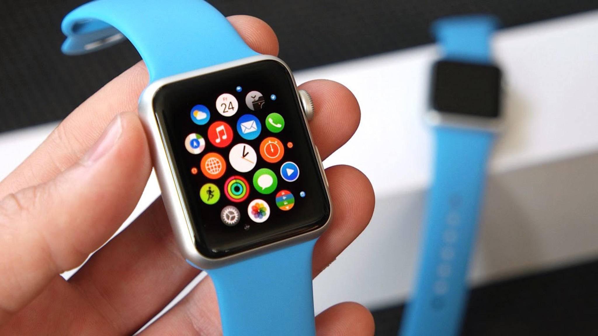 Ist die originale Apple Watch defekt, bekommen Käufer mitunter eine Apple Watch Series 1 als Austausch.