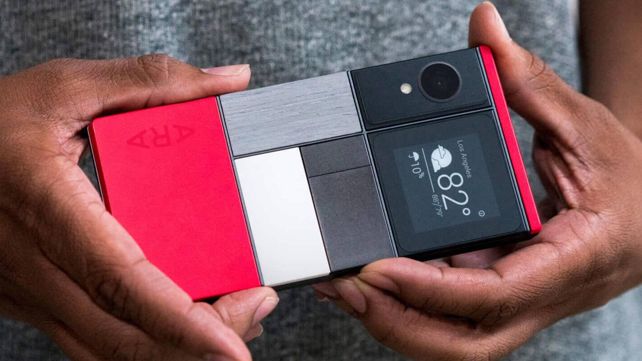 Wird uns Facebook bald mit einem modularen Smartphone überraschen?