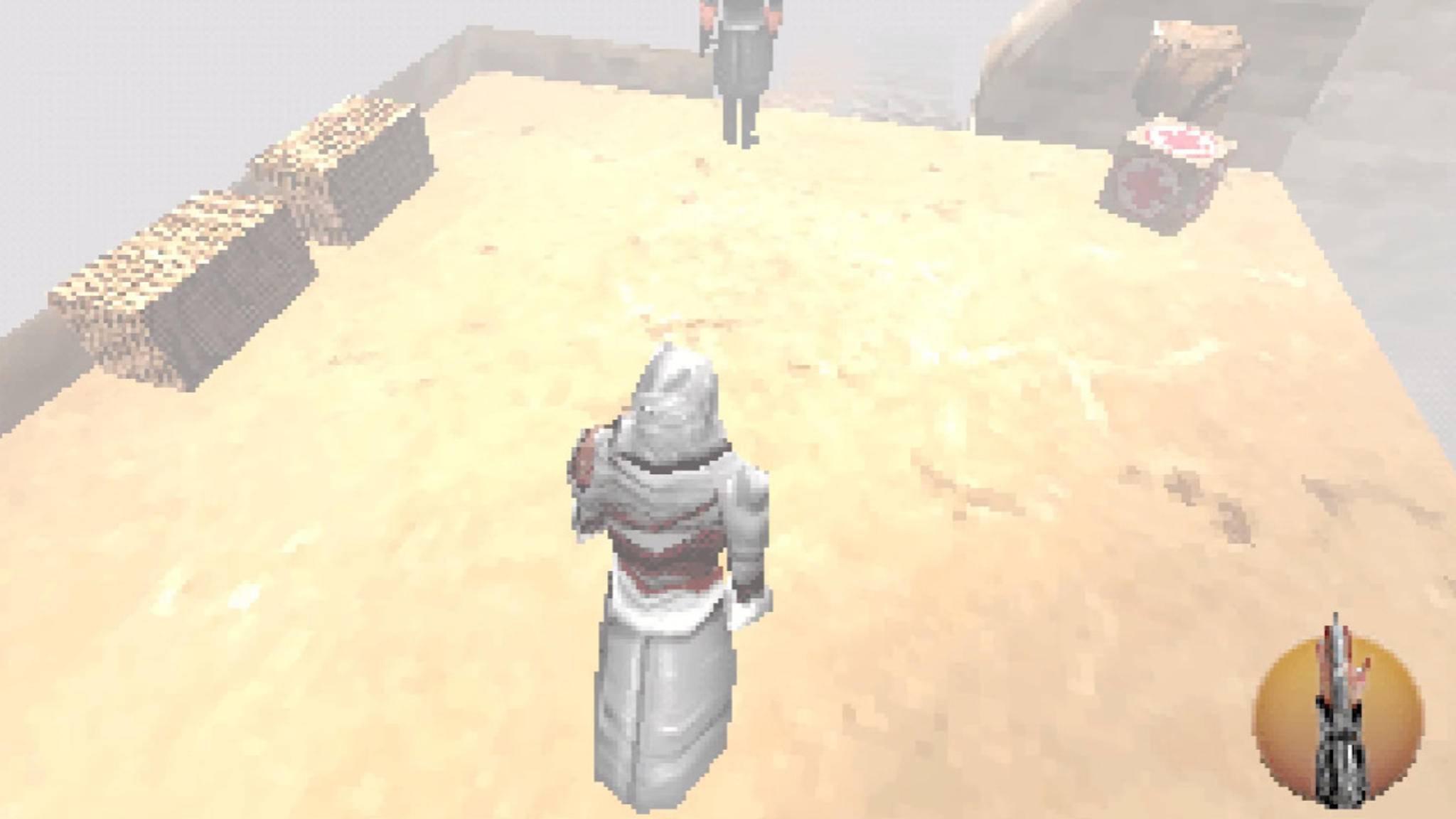 """Na, erinnerst Du Dich noch an den allerersten """"Assassin's Creed""""-Teil aus dem Jahr 1998?"""