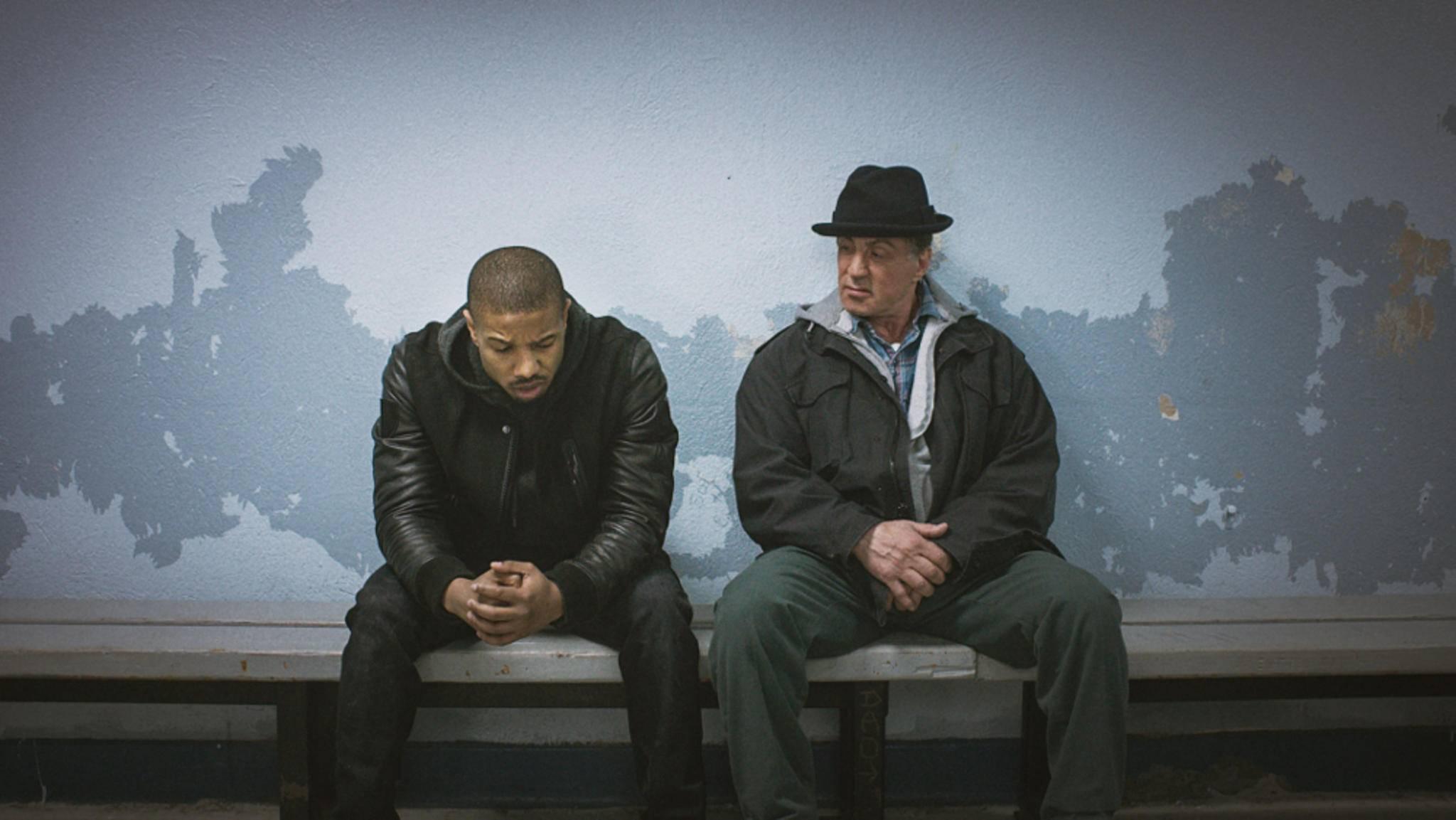 """Wer wird der Gegner von Adonis Creed (Michael B. Jordan) in """"Creed 2""""? Sylvester Stallone hat schon eine Idee ..."""