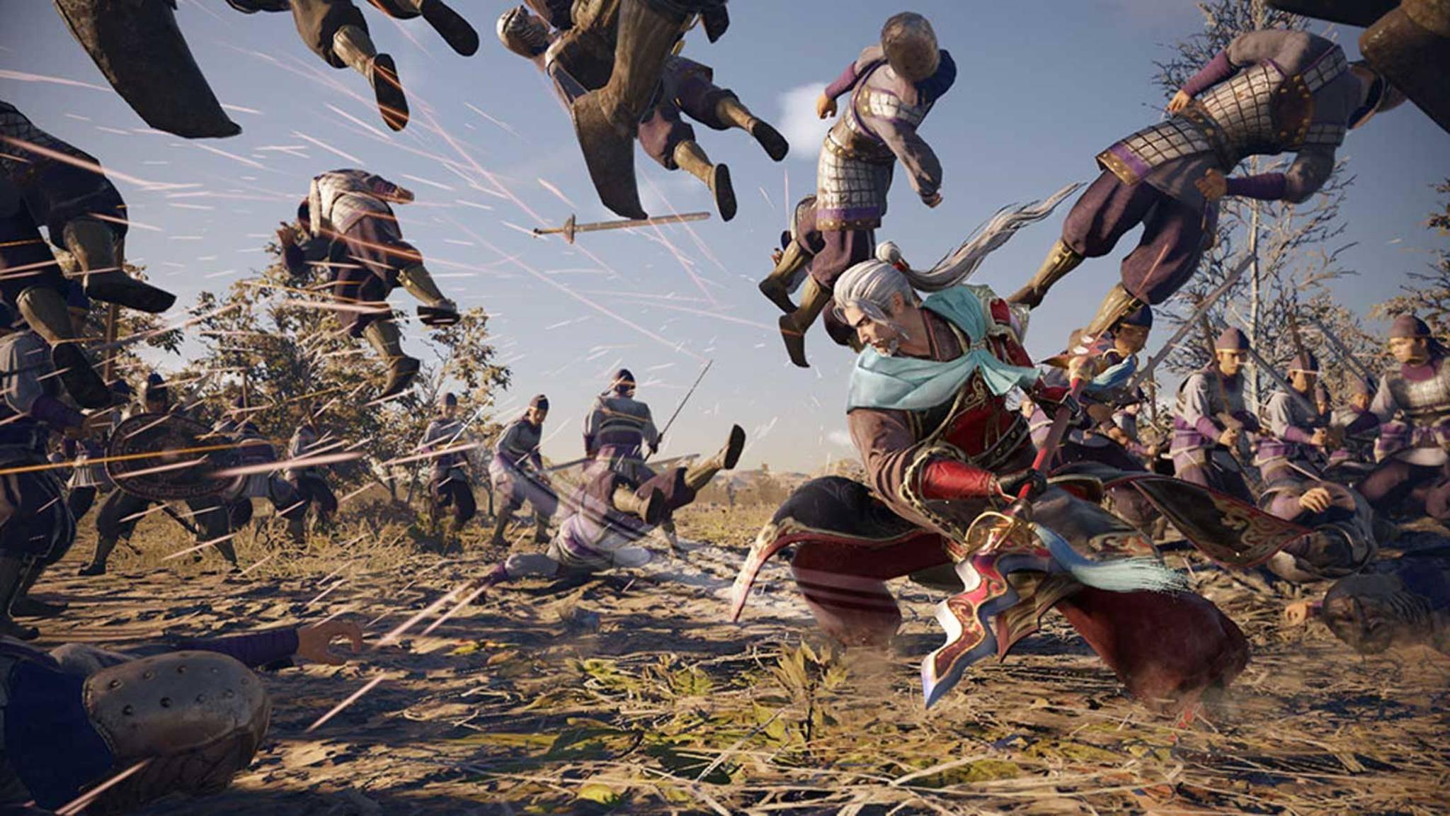 """In """"Dynasty Warriors 9"""" kämpfen sich Fans der Reihe erstmals durch eine große offene Spielwelt."""