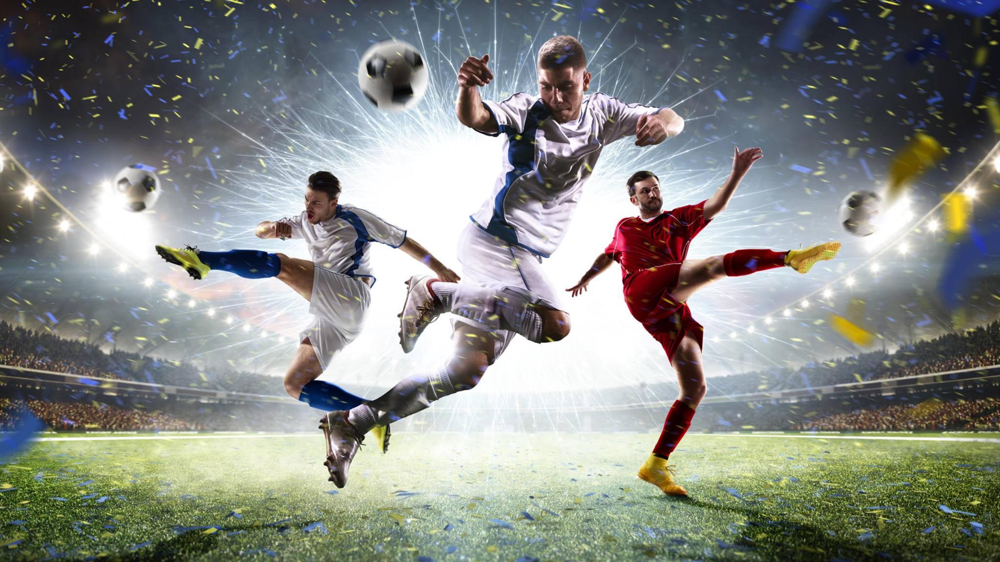 Im Juni und Juli findet die WM 2018 in Russland statt.